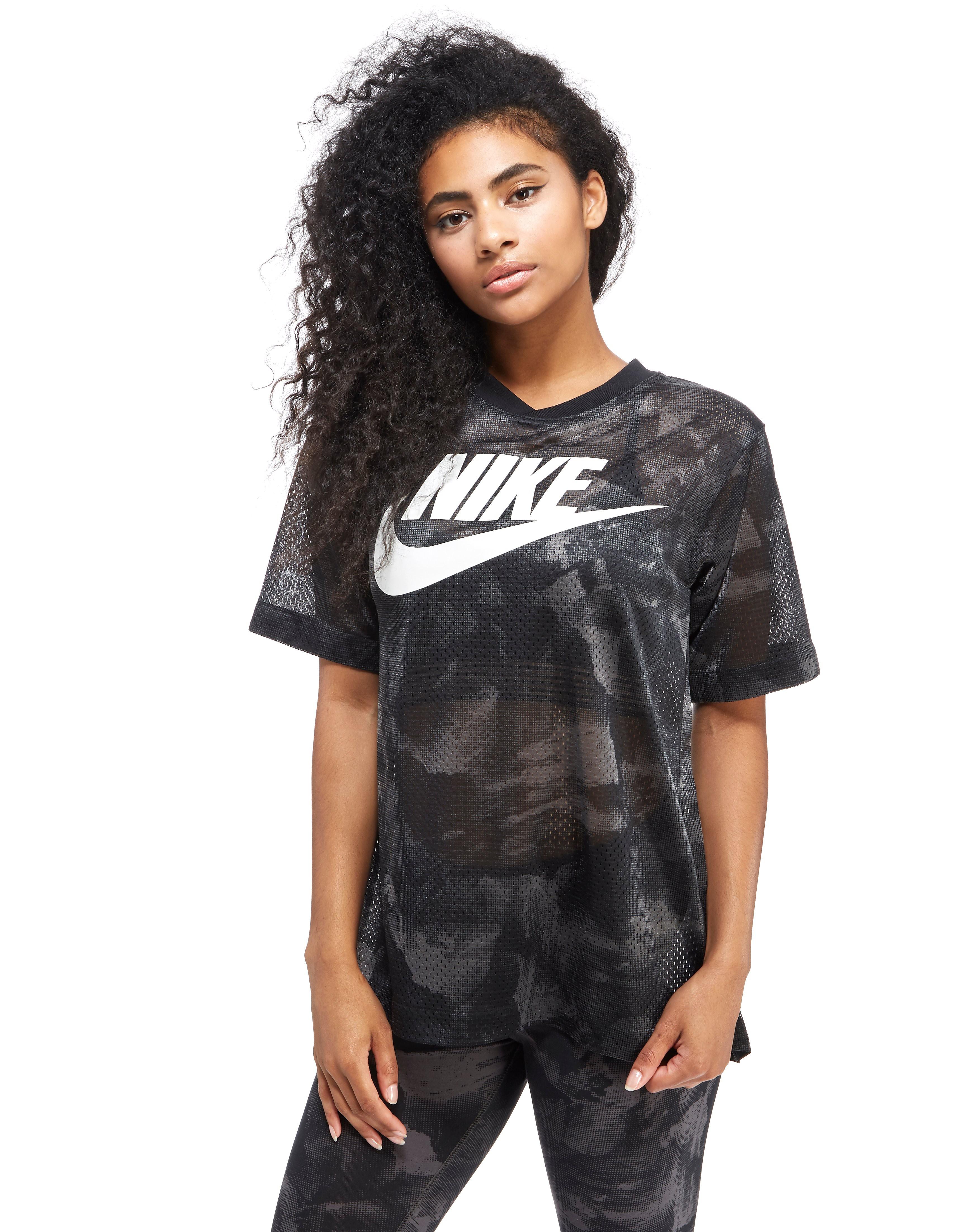 Nike Glacier Allover Print T-shirt Dames