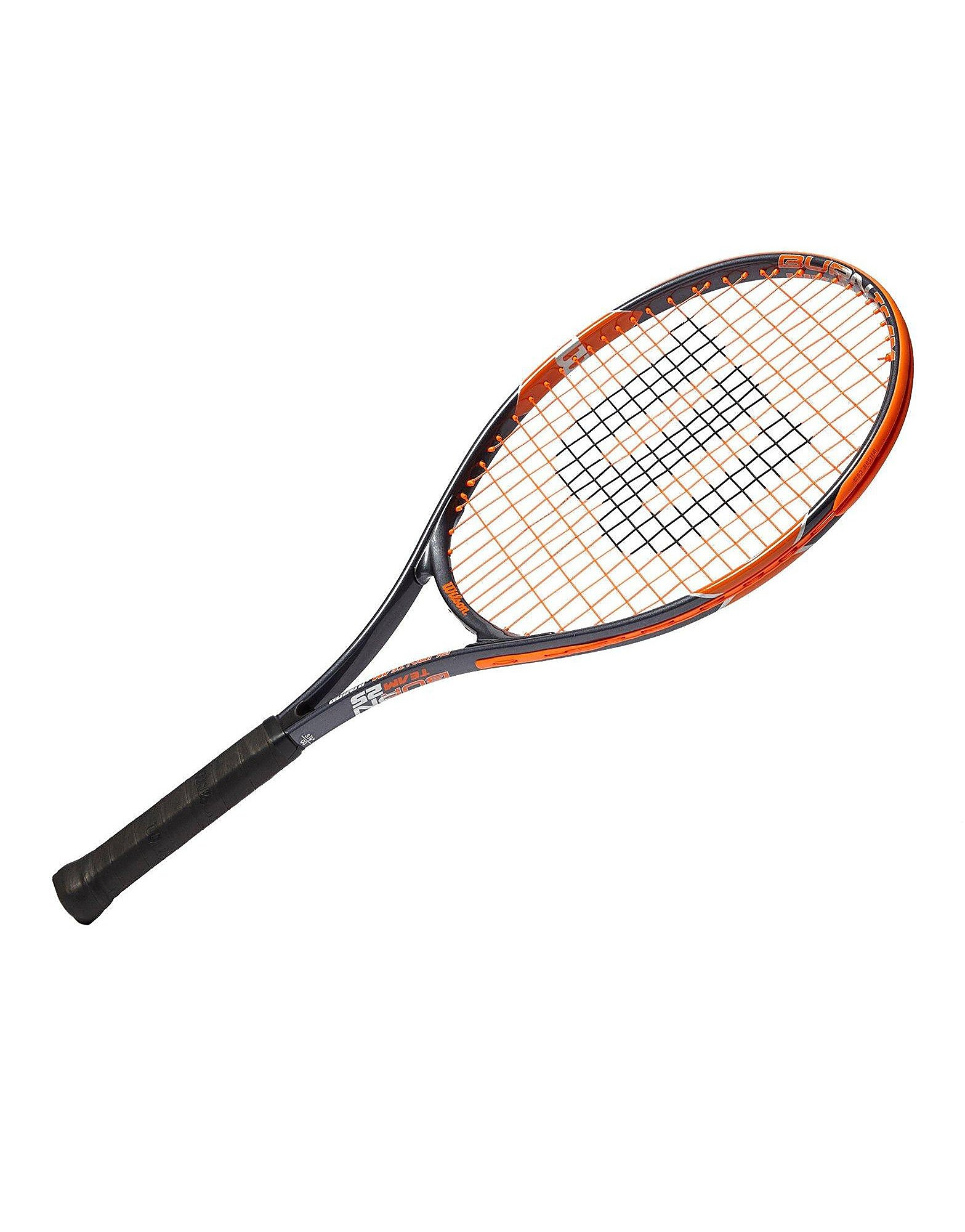 Wilson Burn Team 25 Junior Tennis Racket