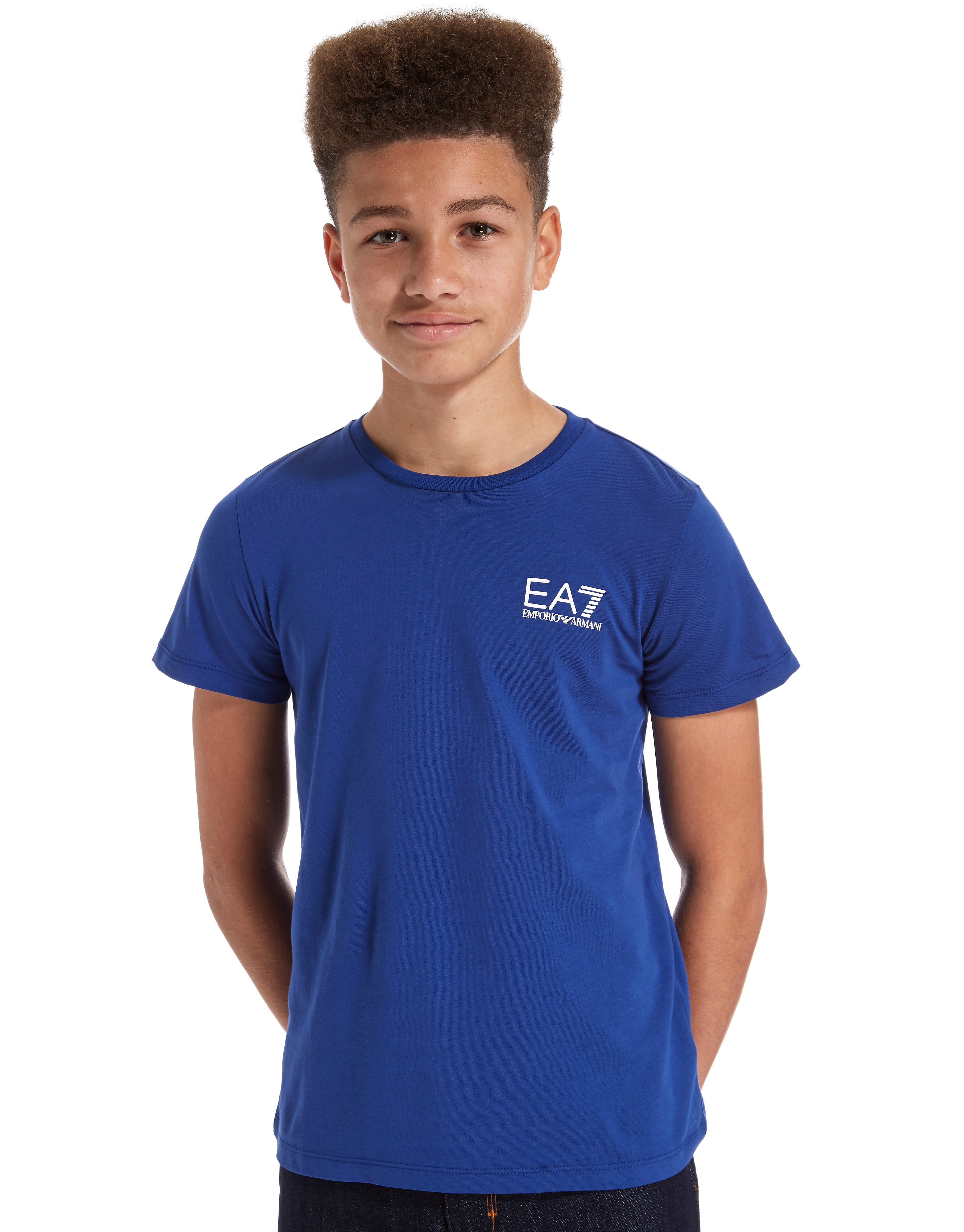 Emporio Armani EA7 Core Small Logo T-Shirt Junior