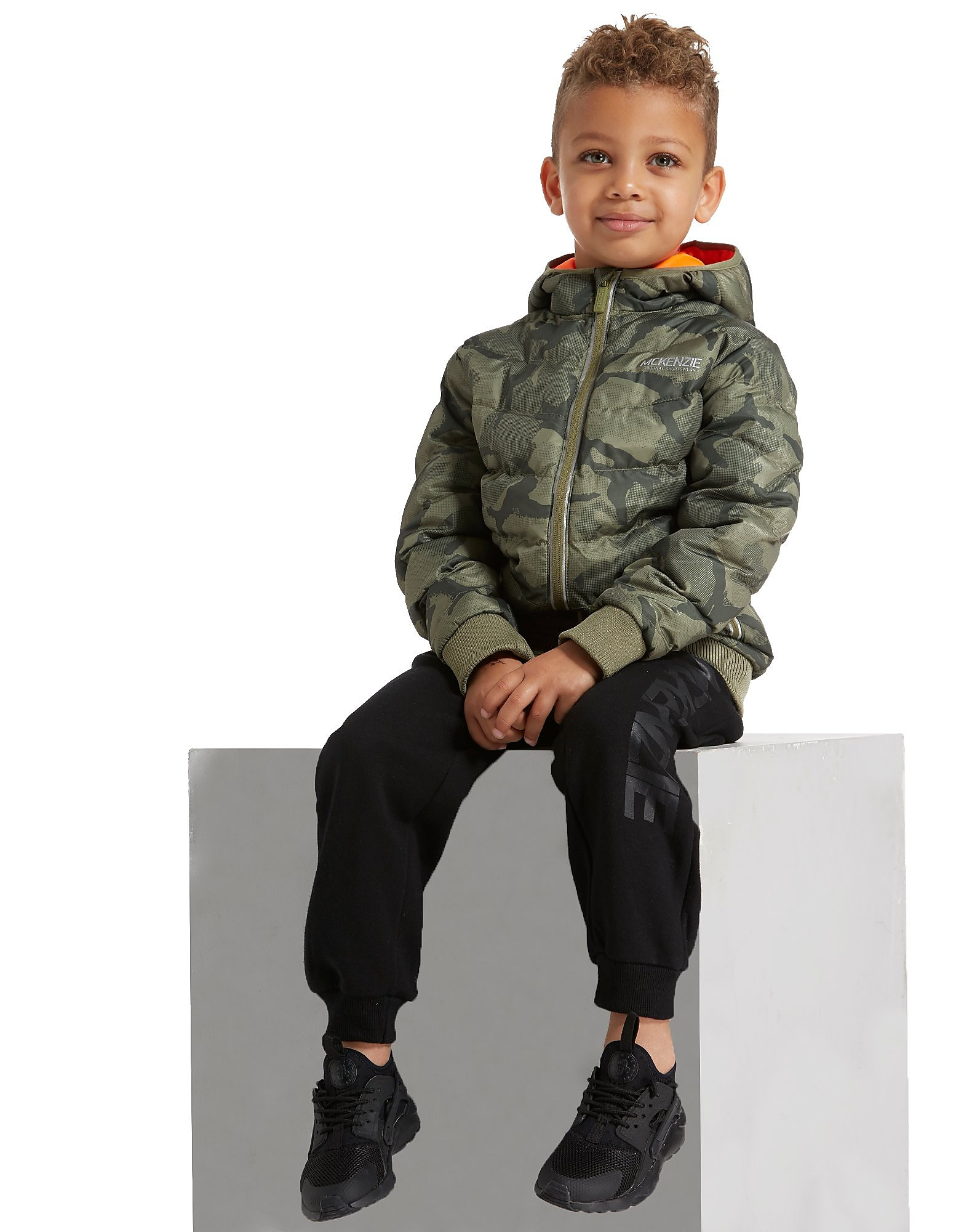 McKenzie Oxford Jacke Kinder