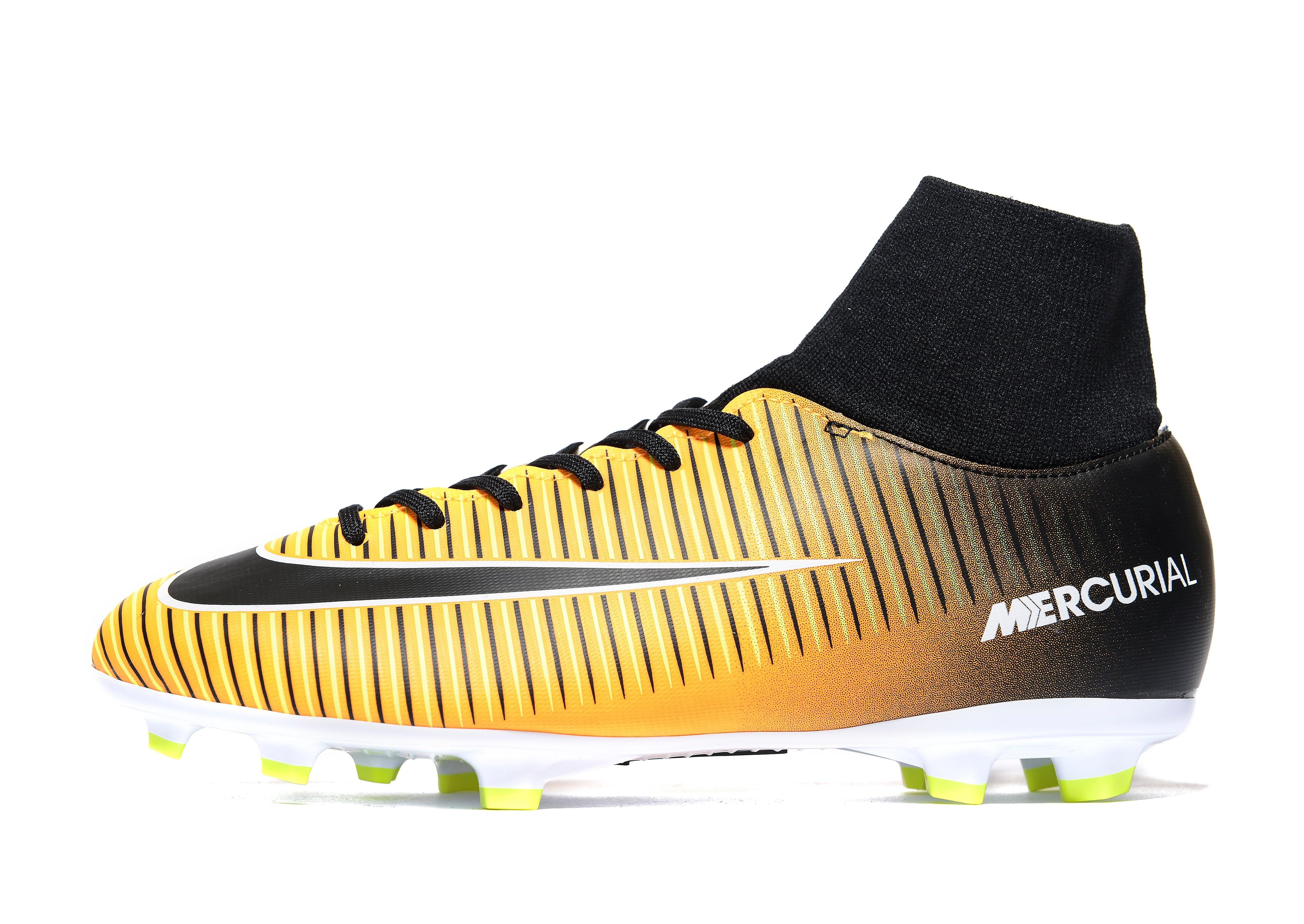 Nike Lock In Let Loose Mercurial VI FG Junior