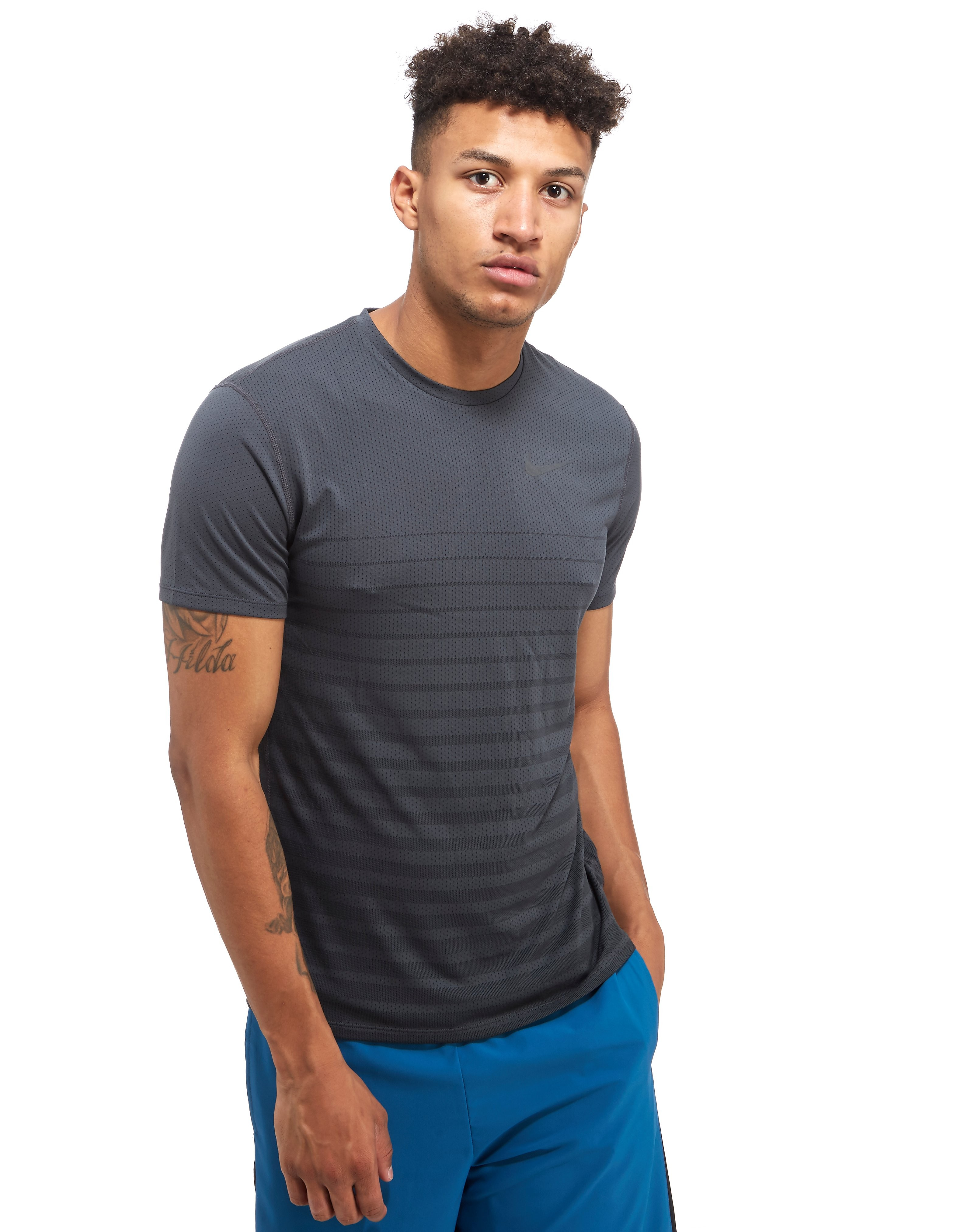 Nike T-shirt Zonal Cooling Relay Homme