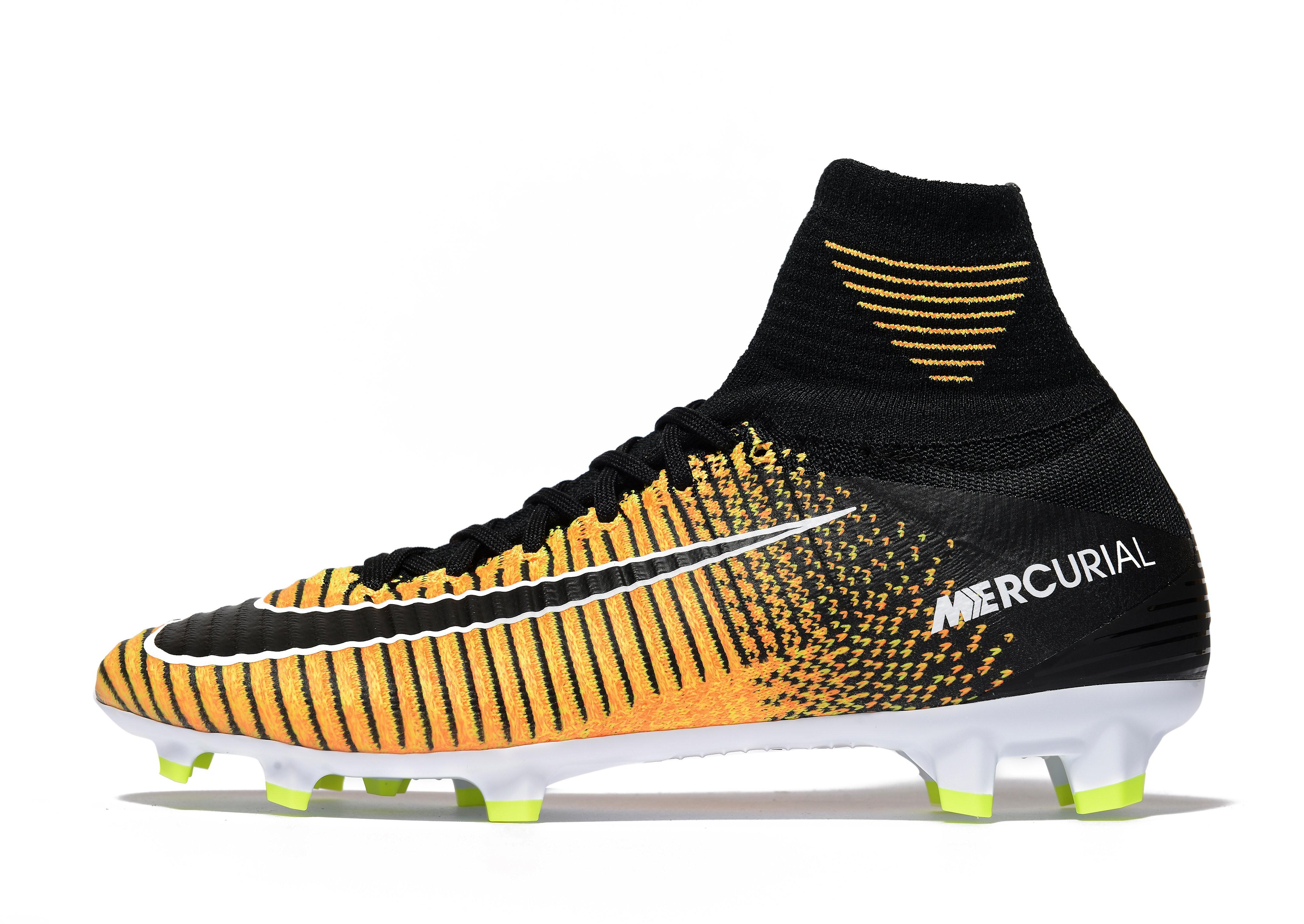 Nike Lock In Let Loose Mercurial Superfly FG Junior