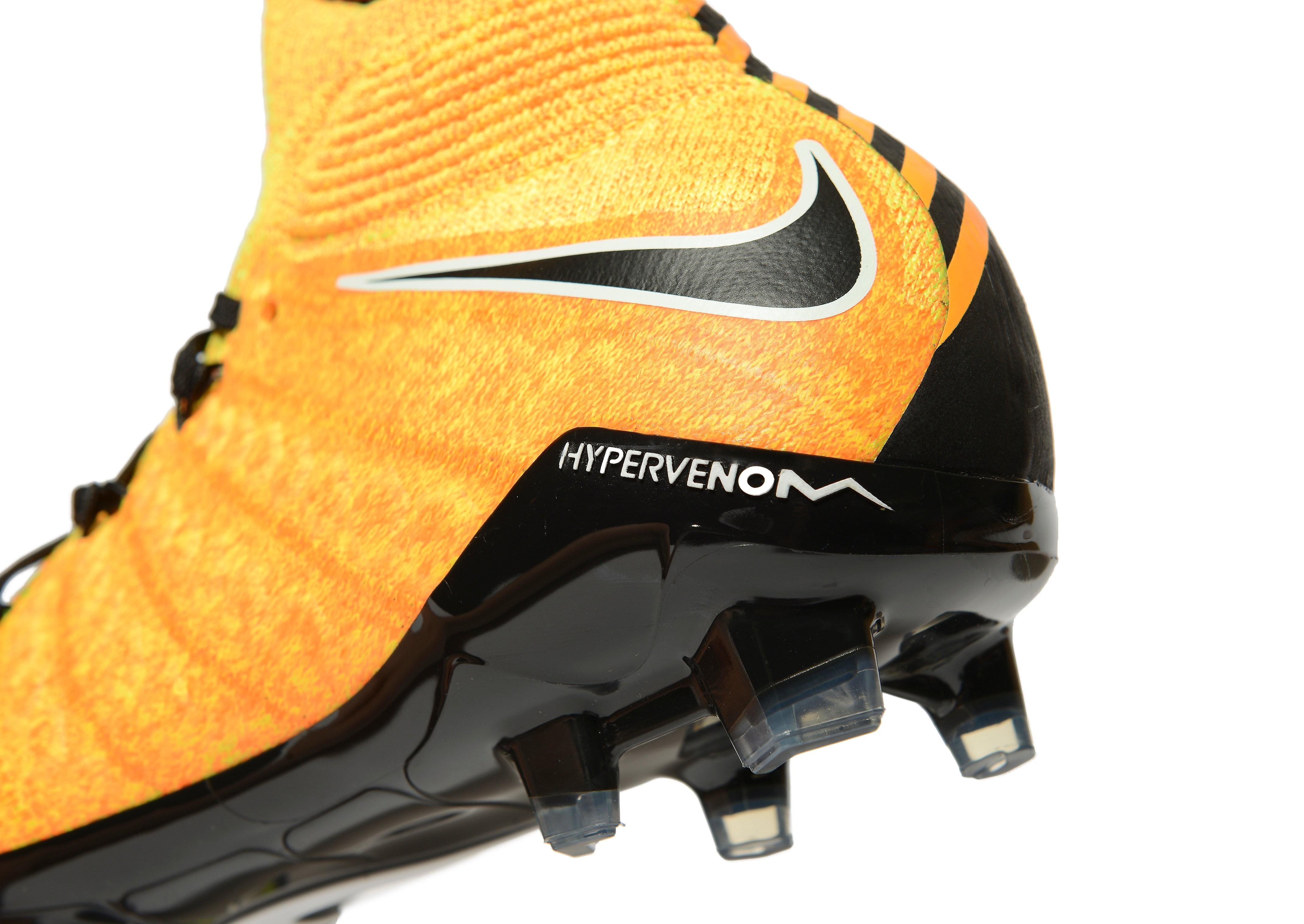 Nike Lock In Let Loose Hypervenom Phantom 3 DF FG Jnr