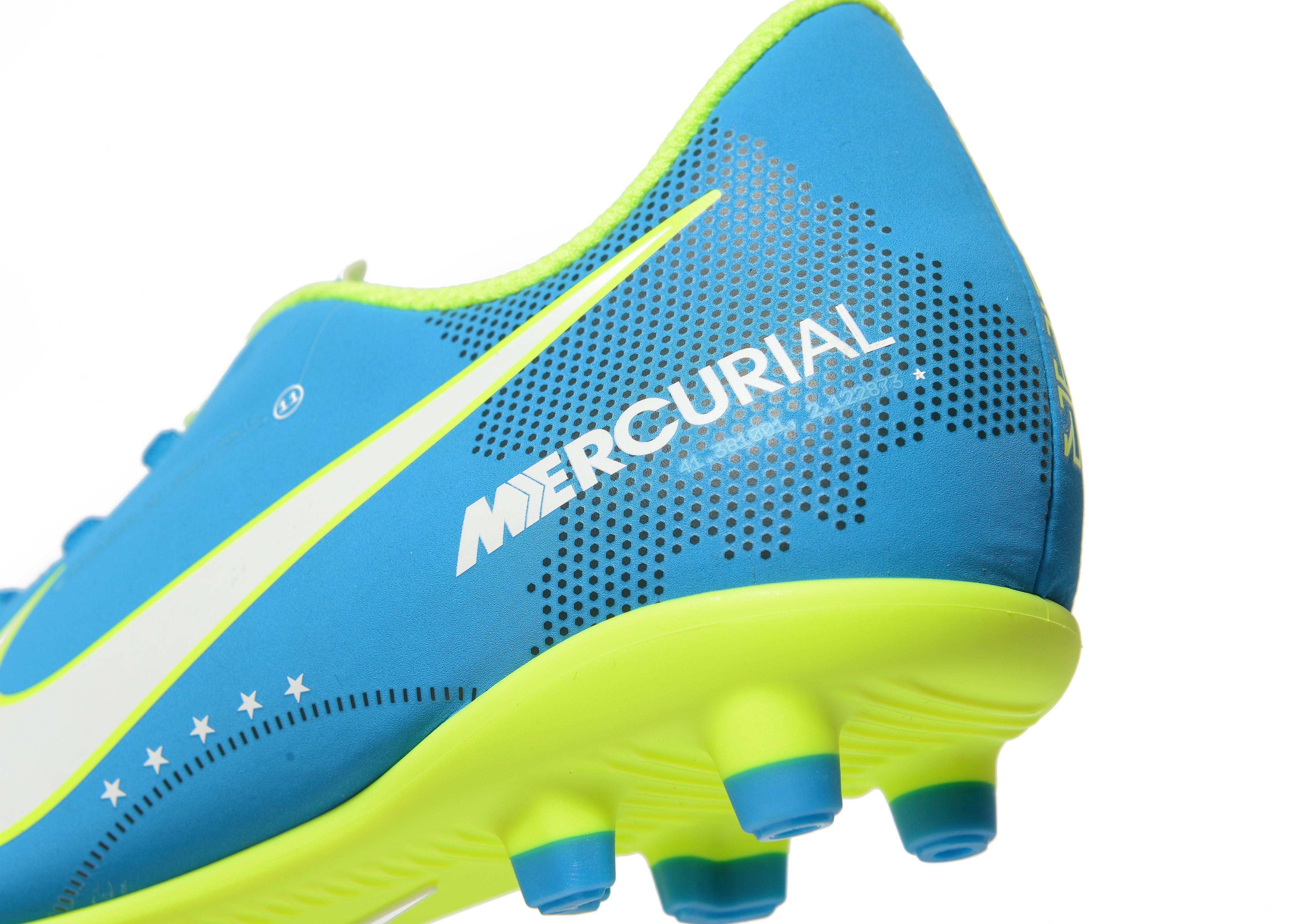 Nike Written In The Stars Neymar Mercurial Vortex FG Jr