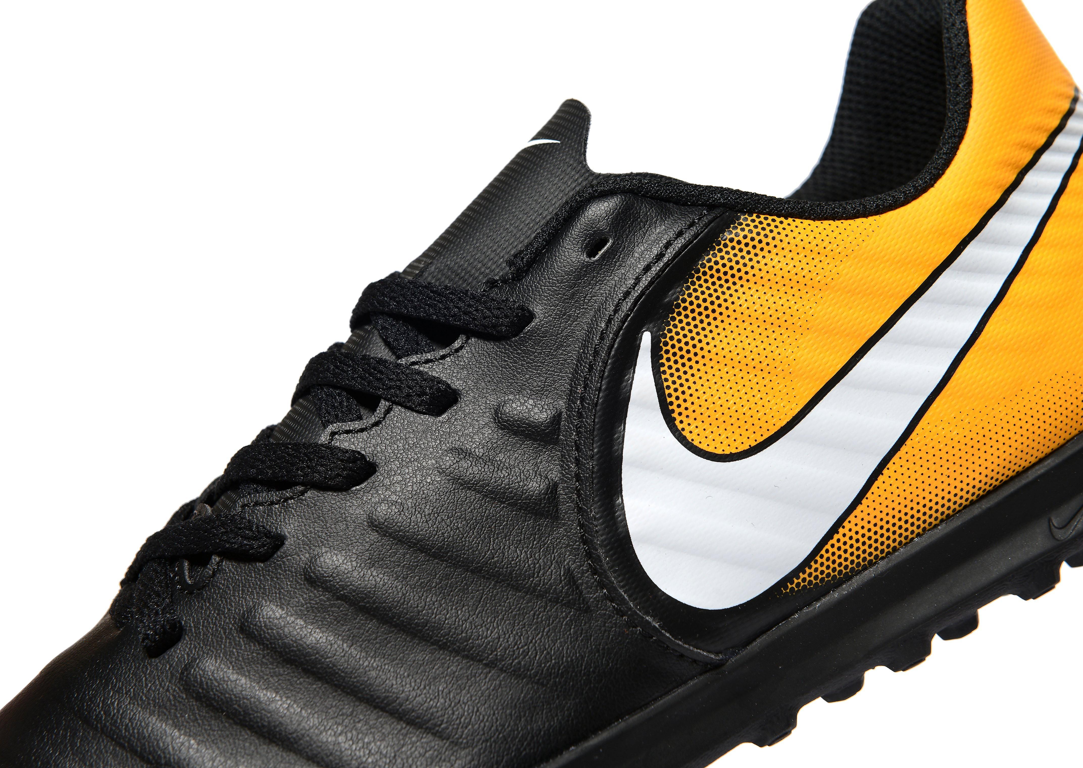 Nike Lock In Let Loose Tiempo Rio IV Turf Children