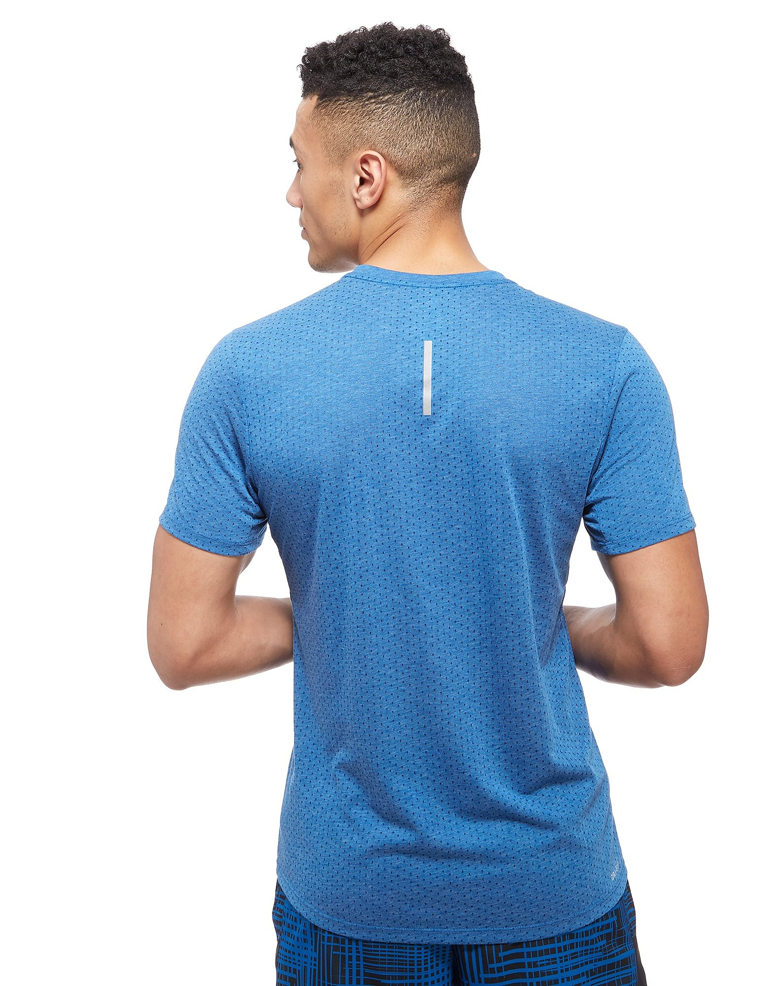 Nike Tailwind Breathe SS Running Top