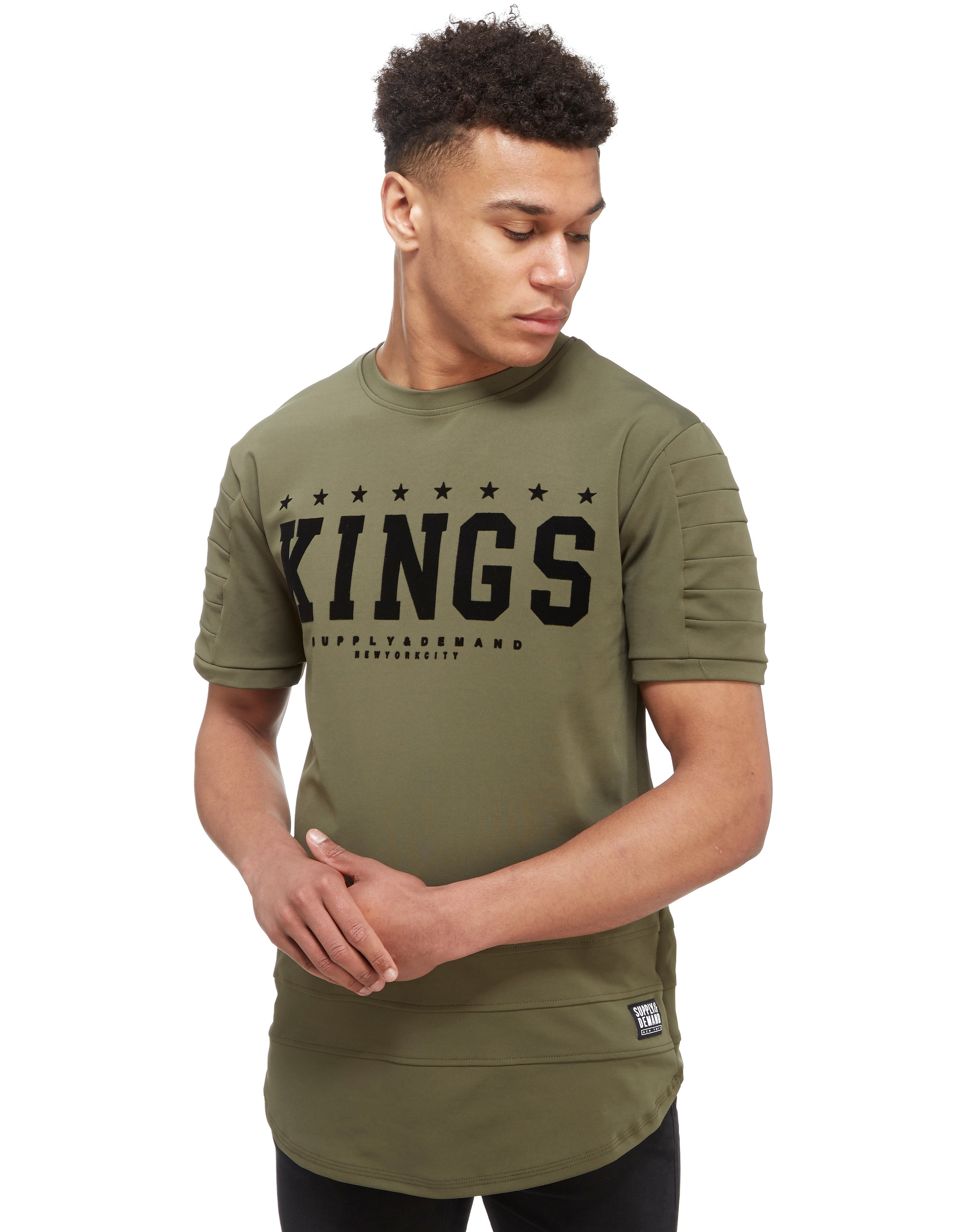 Supply & Demand Gothic Kings T-Shirt