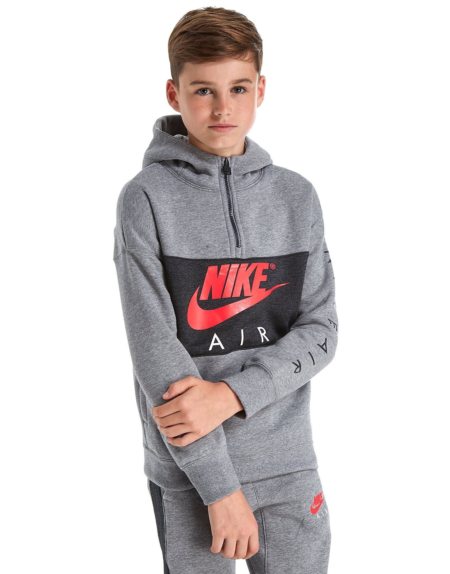 Nike Air 1/4 Zip Hoodie Junior