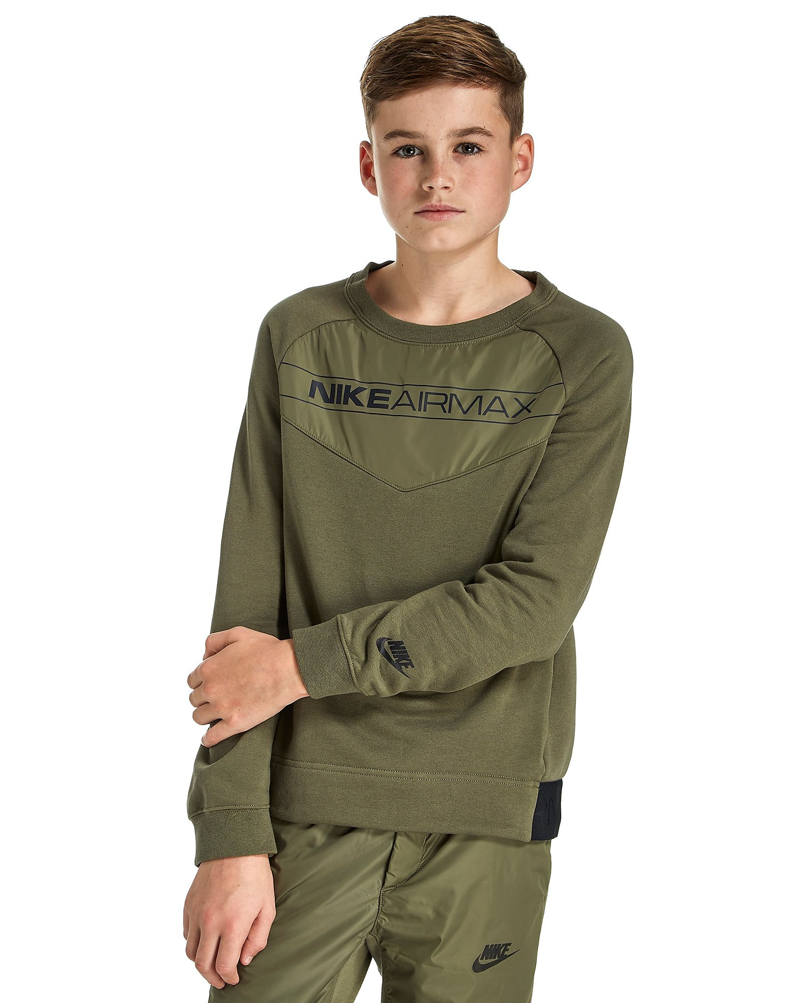 Nike Air Max Crew Sweatshirt Kinderen