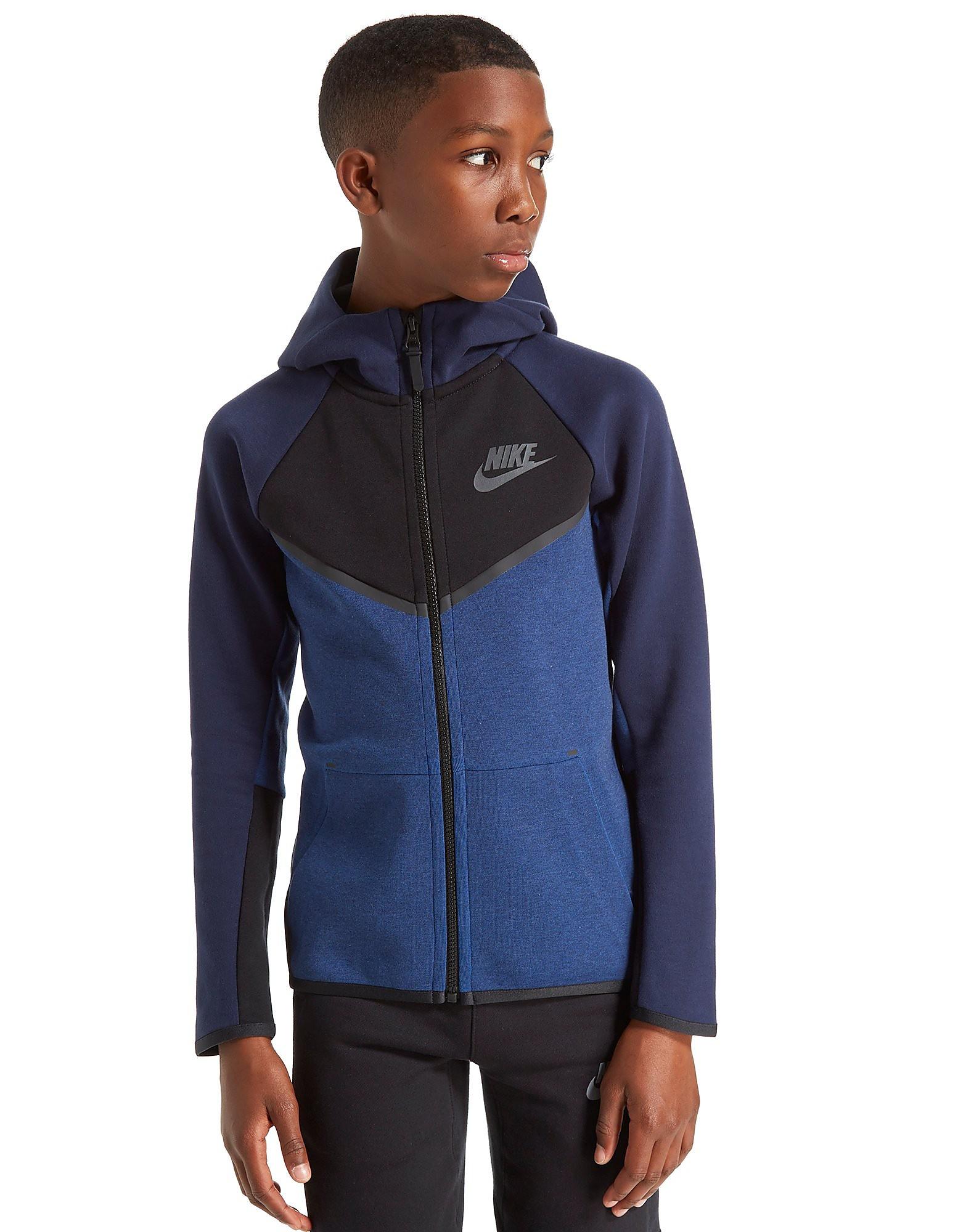 Nike chaqueta Tech Colour Block Windrunner júnior
