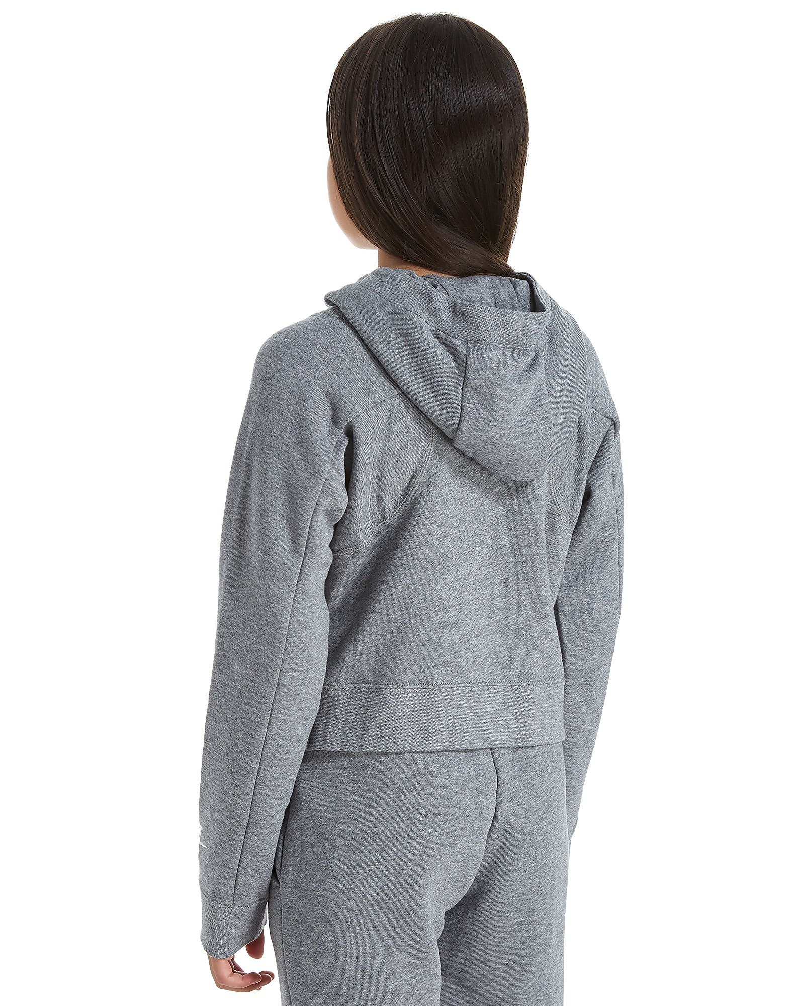 Nike Girls' Just Do It Cropped Hoodie Junior