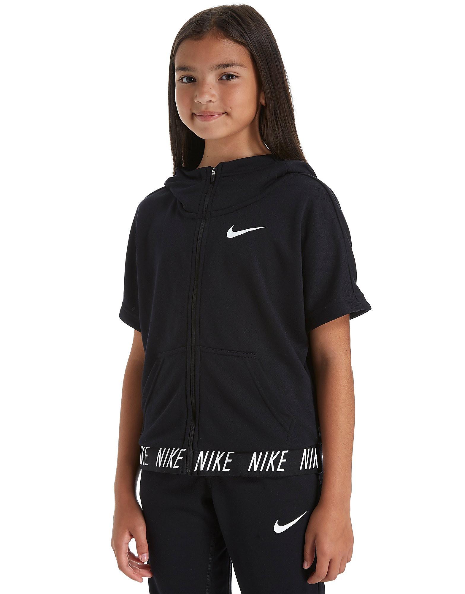 Nike Short Sleeve Studio Hoody Girl's