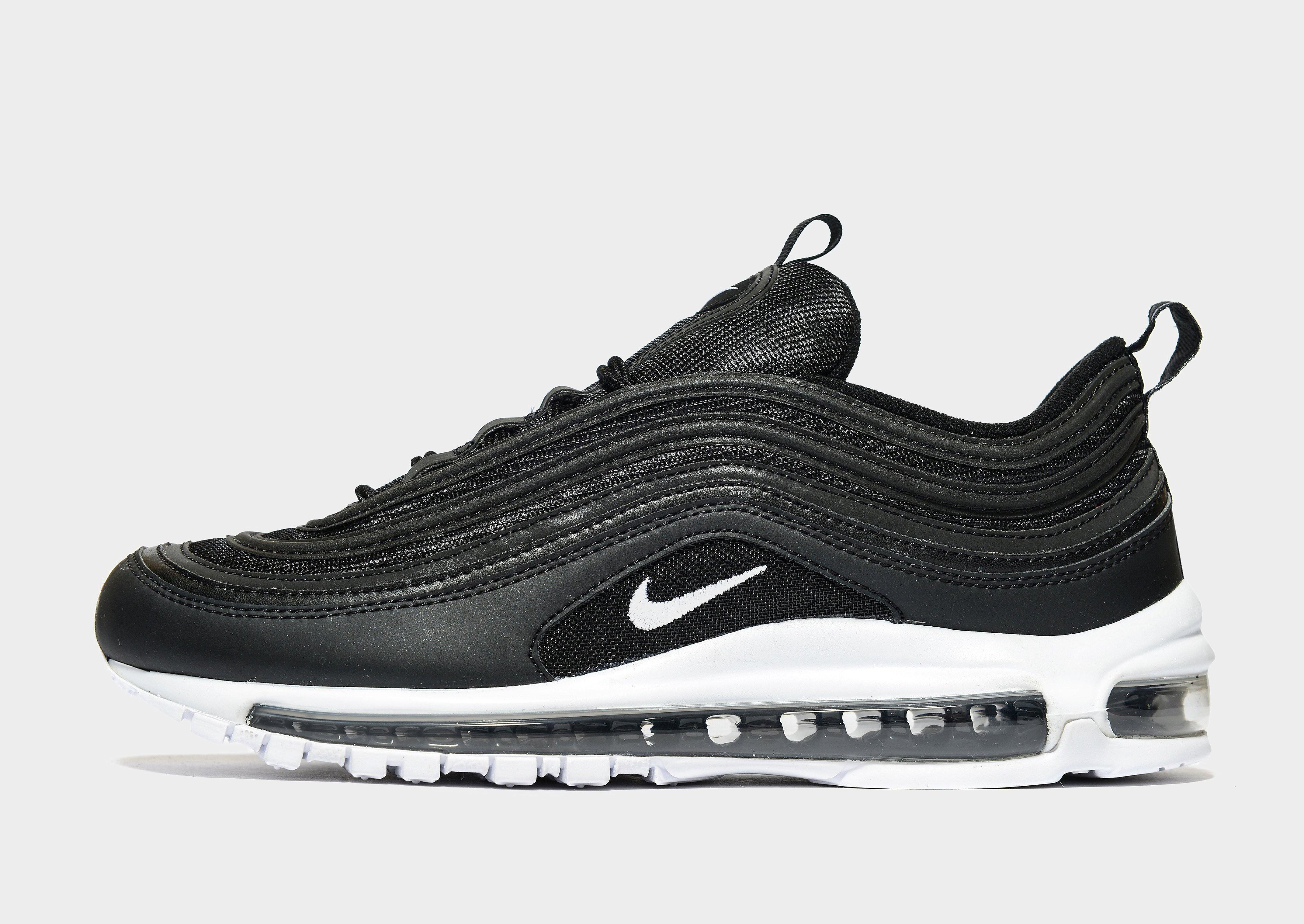 Nike Air Max 97 - Black - Mens, Black