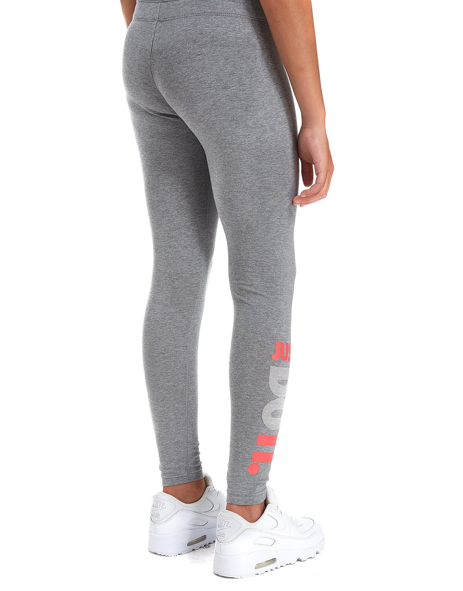 Nike Girls' Just Do It Leggings Junior