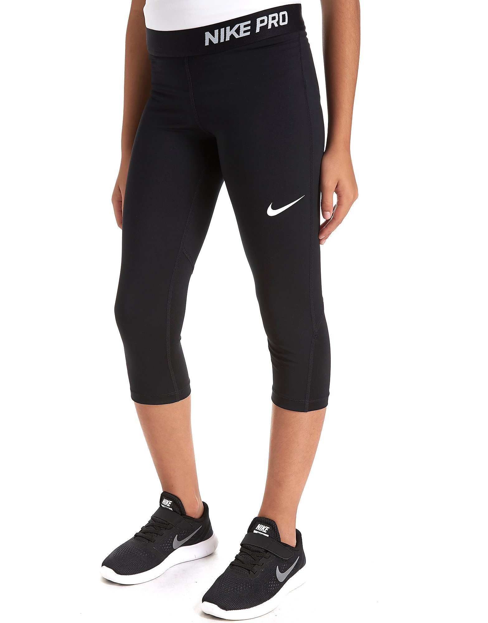 Nike Girls' Pro Cool Capri Junior
