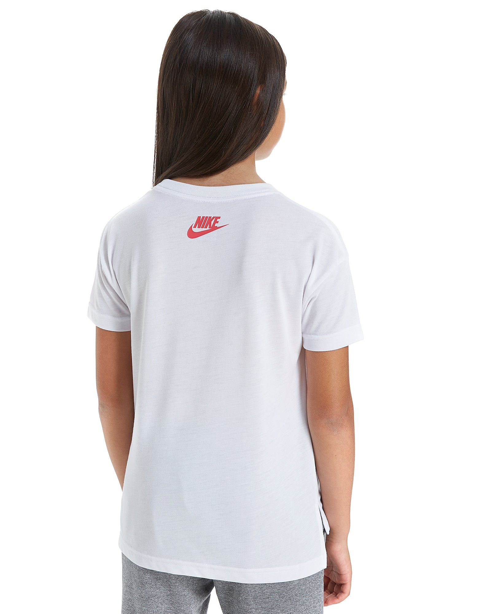 Nike Just Do It Cropped T-Shirt Junior