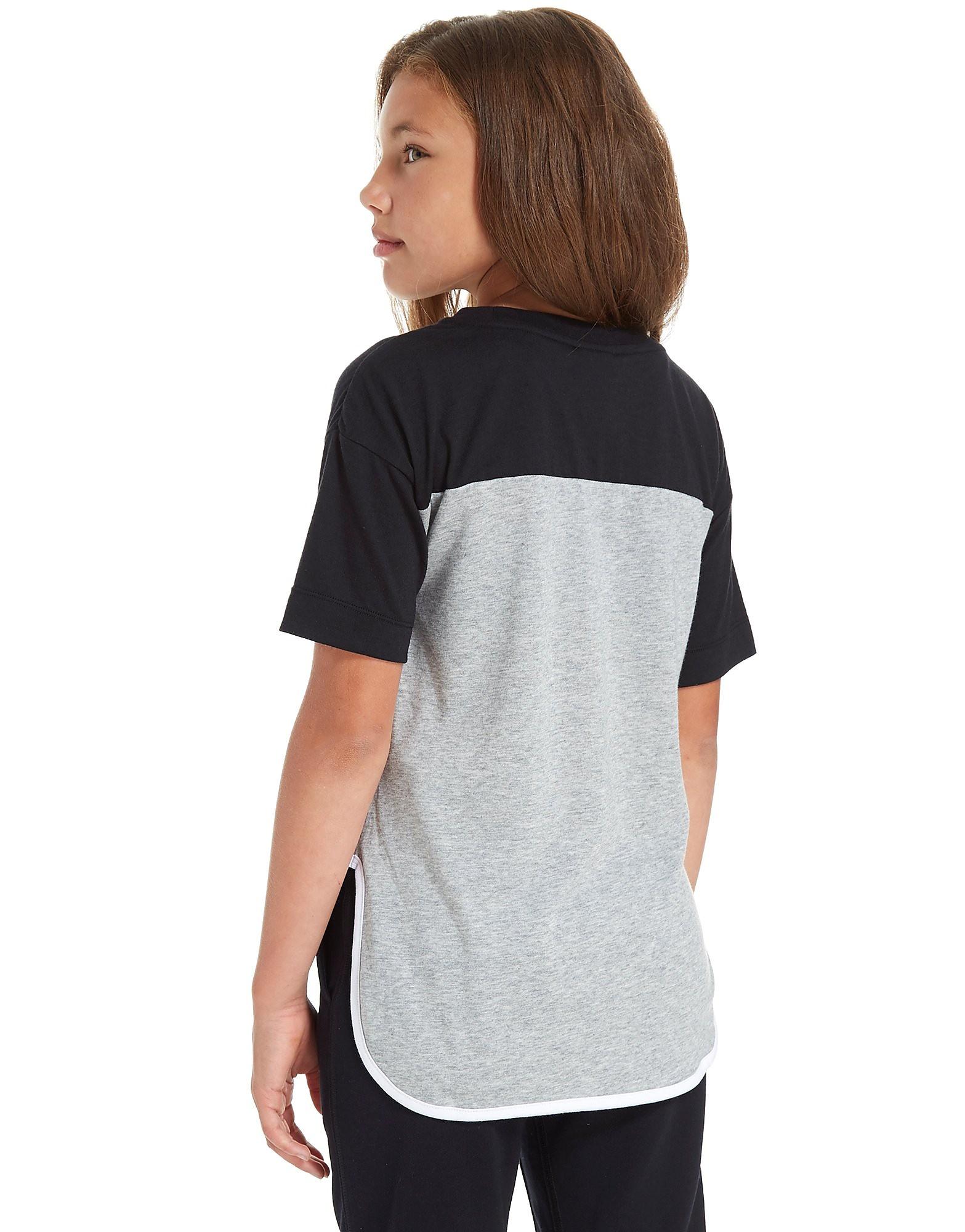 Nike Girls' Long Line T-Shirt Junior