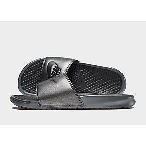 lowest price d51dc 81f92 Nike Benassi Slides Women s ...