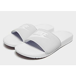 6138bfb96050e Quick View adidas Originals Adilette Slides Women s. £30.00. Nike Benassi  Slides Women s Nike Benassi Slides Women s