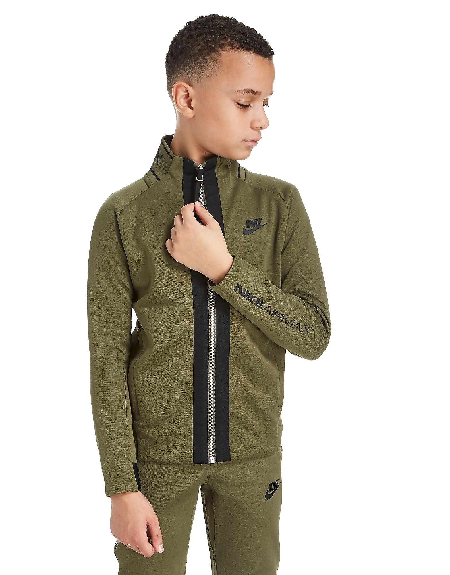 Nike Air Max Poly Track Top Kinderen