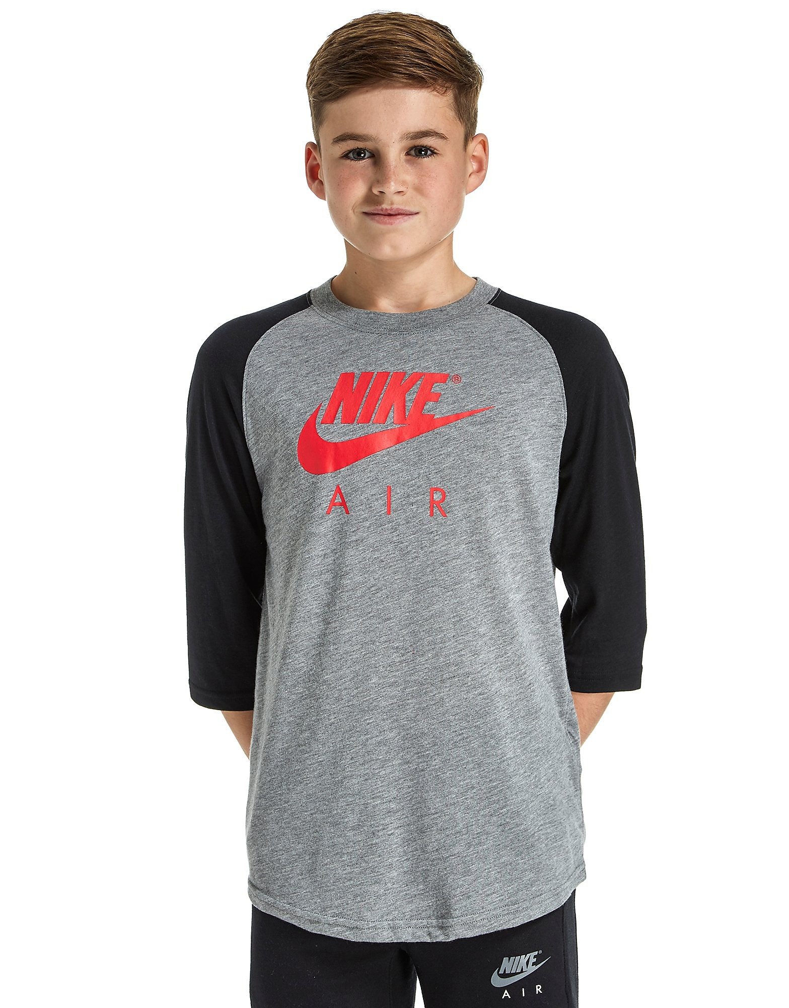 Nike Air ¾ Sleeve T-Shirt Junior