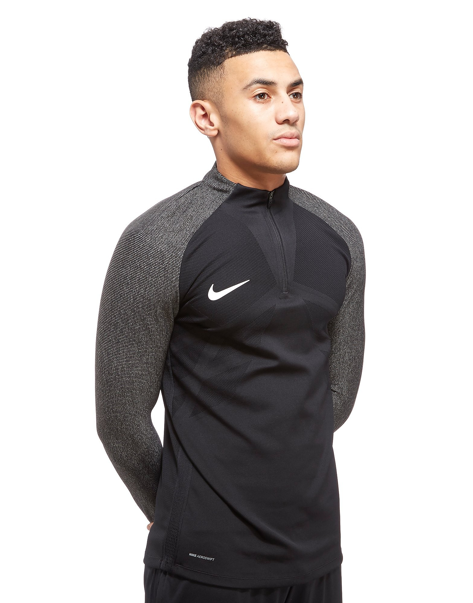 Nike Aeroswift Strike Drill Football Maglia Sportiva