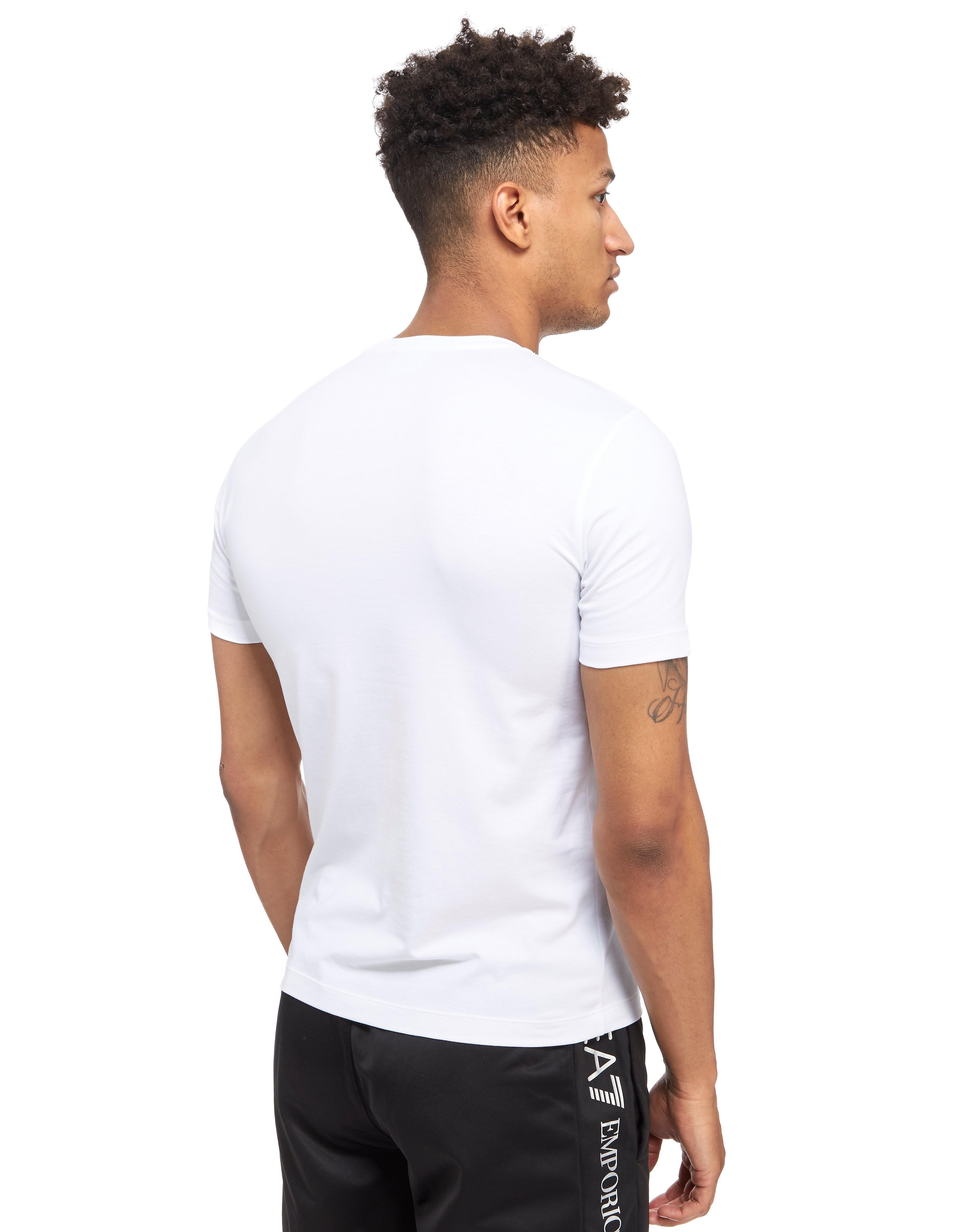 Emporio Armani EA7 Carbon Print T-Shirt