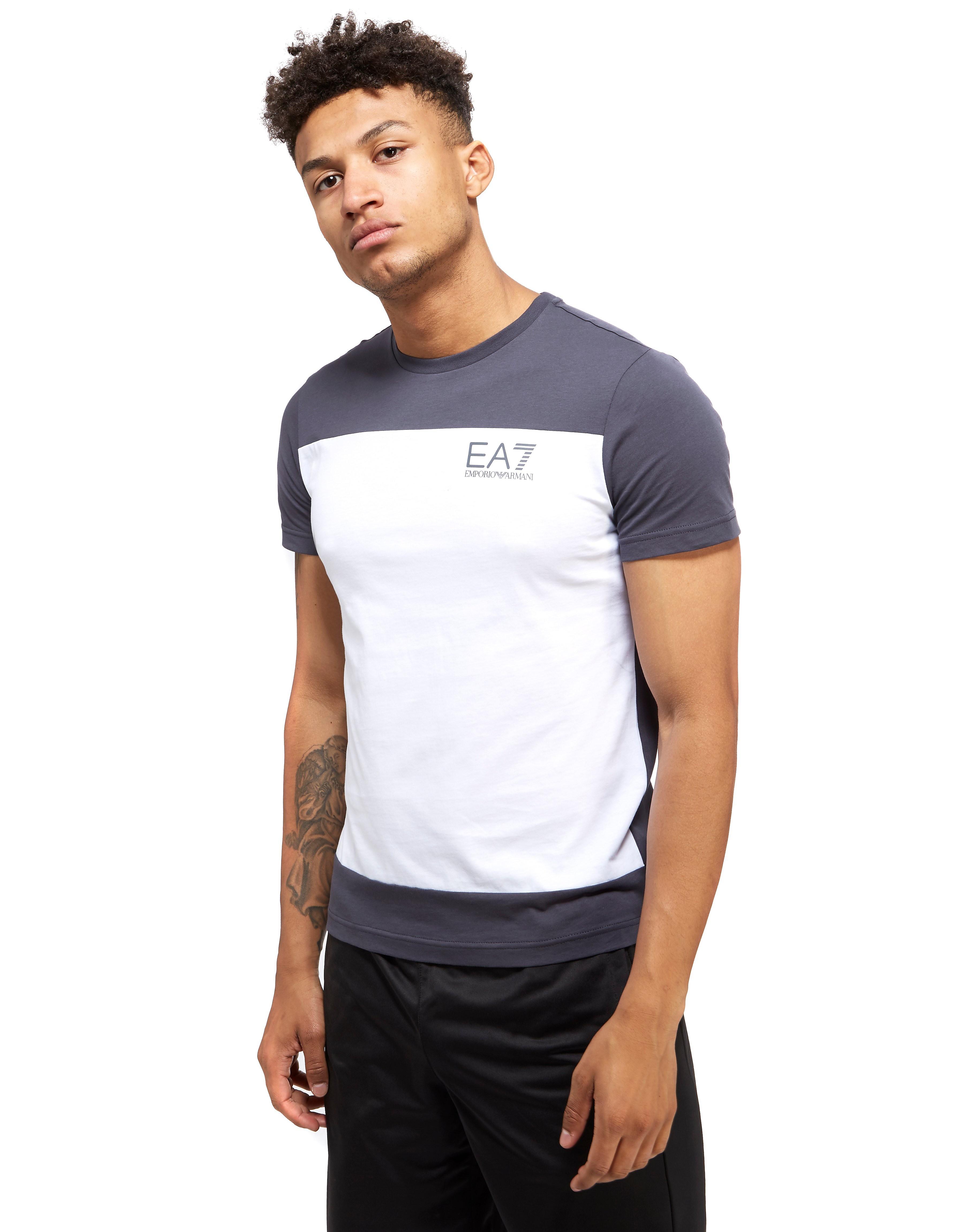 Emporio Armani EA7 Carbon Block T-Shirt
