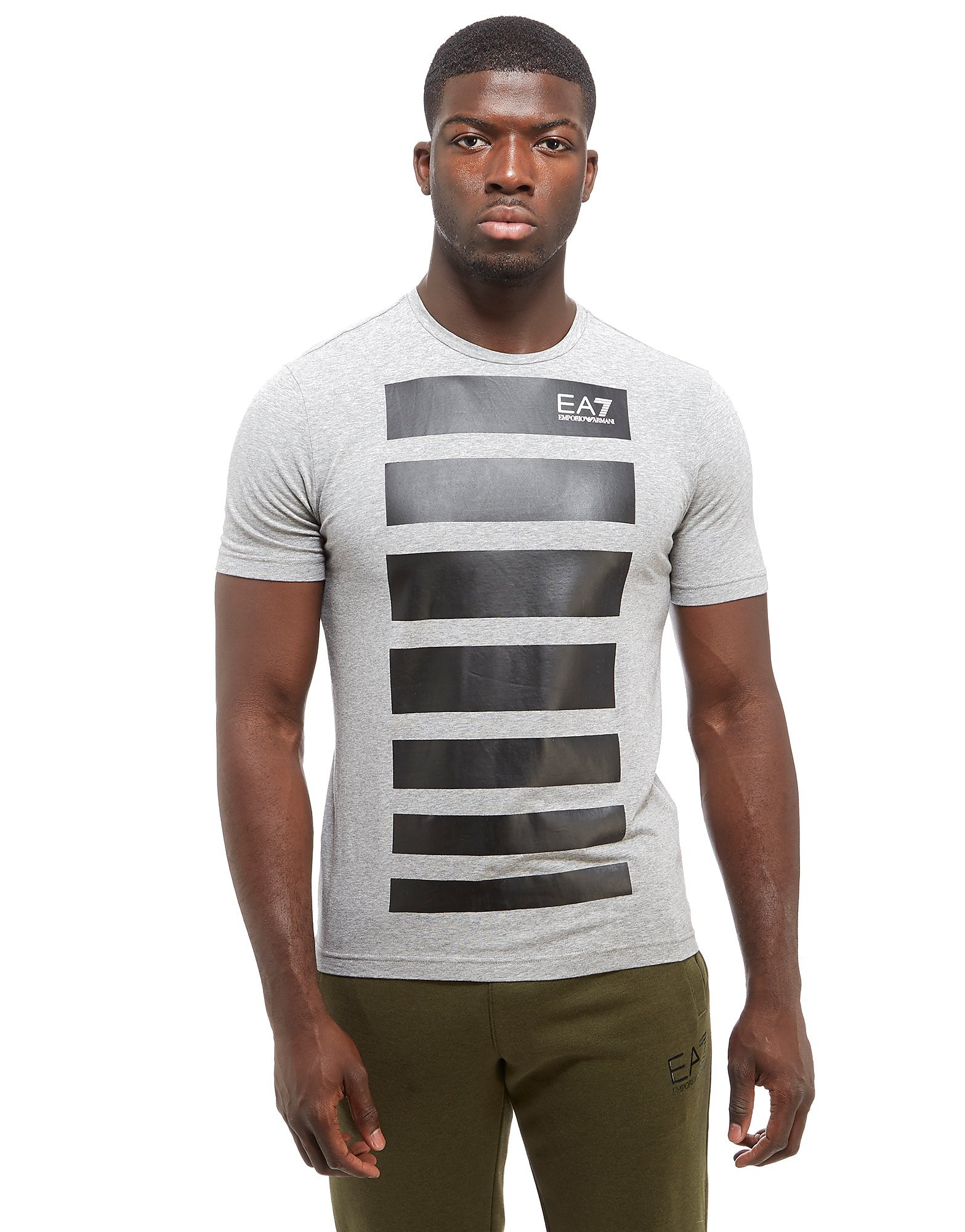 Emporio Armani EA7 7 Lines T-Shirt Heren