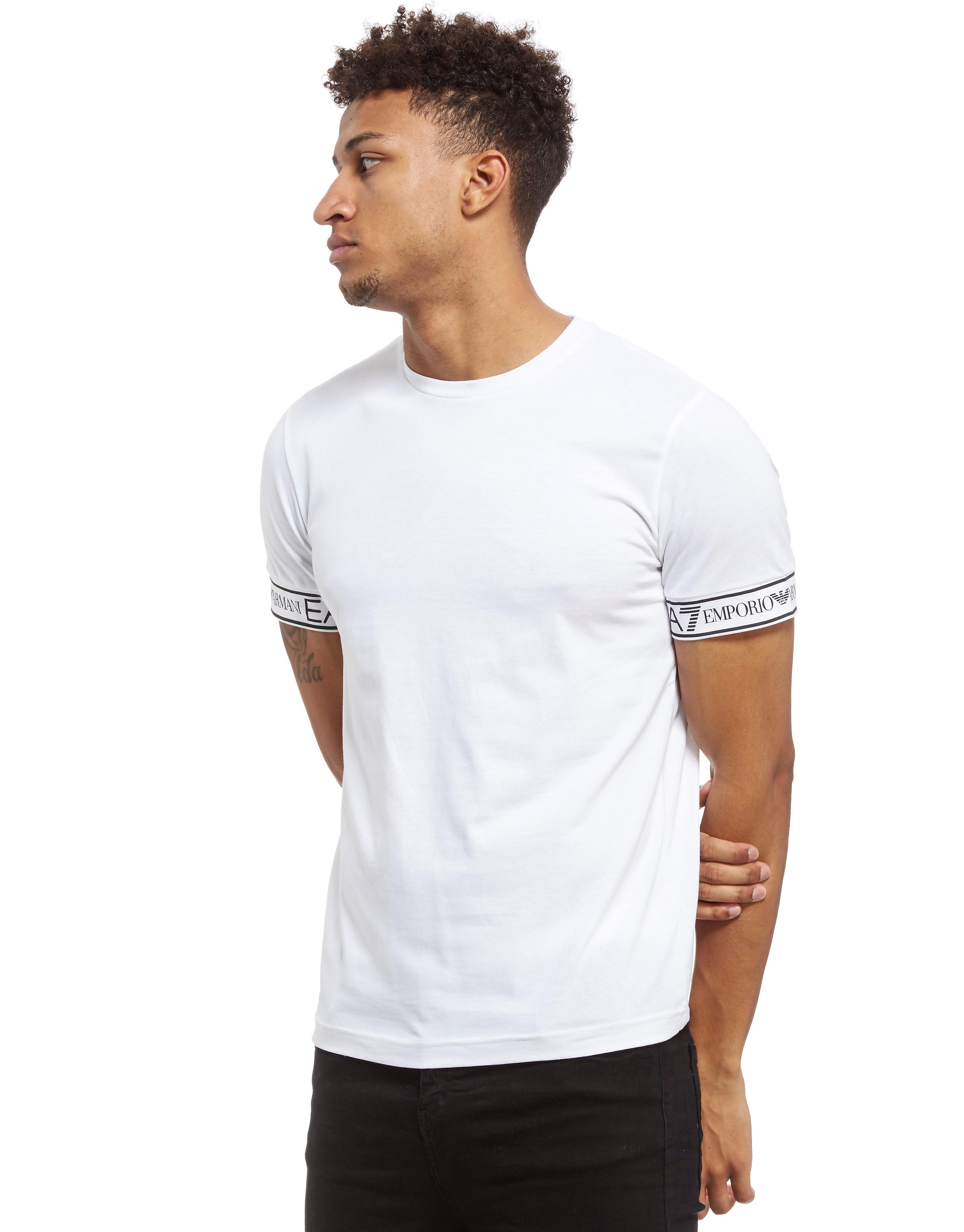 Emporio Armani EA7 Sleeve Print T-Shirt