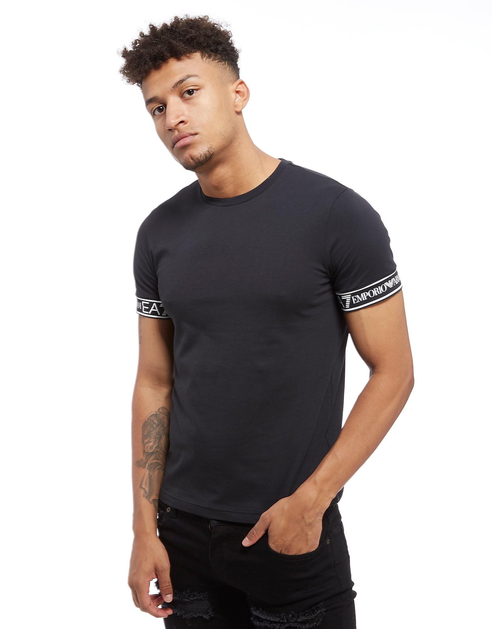 Emporio Armani EA7 Short Sleeve Print T-Shirt