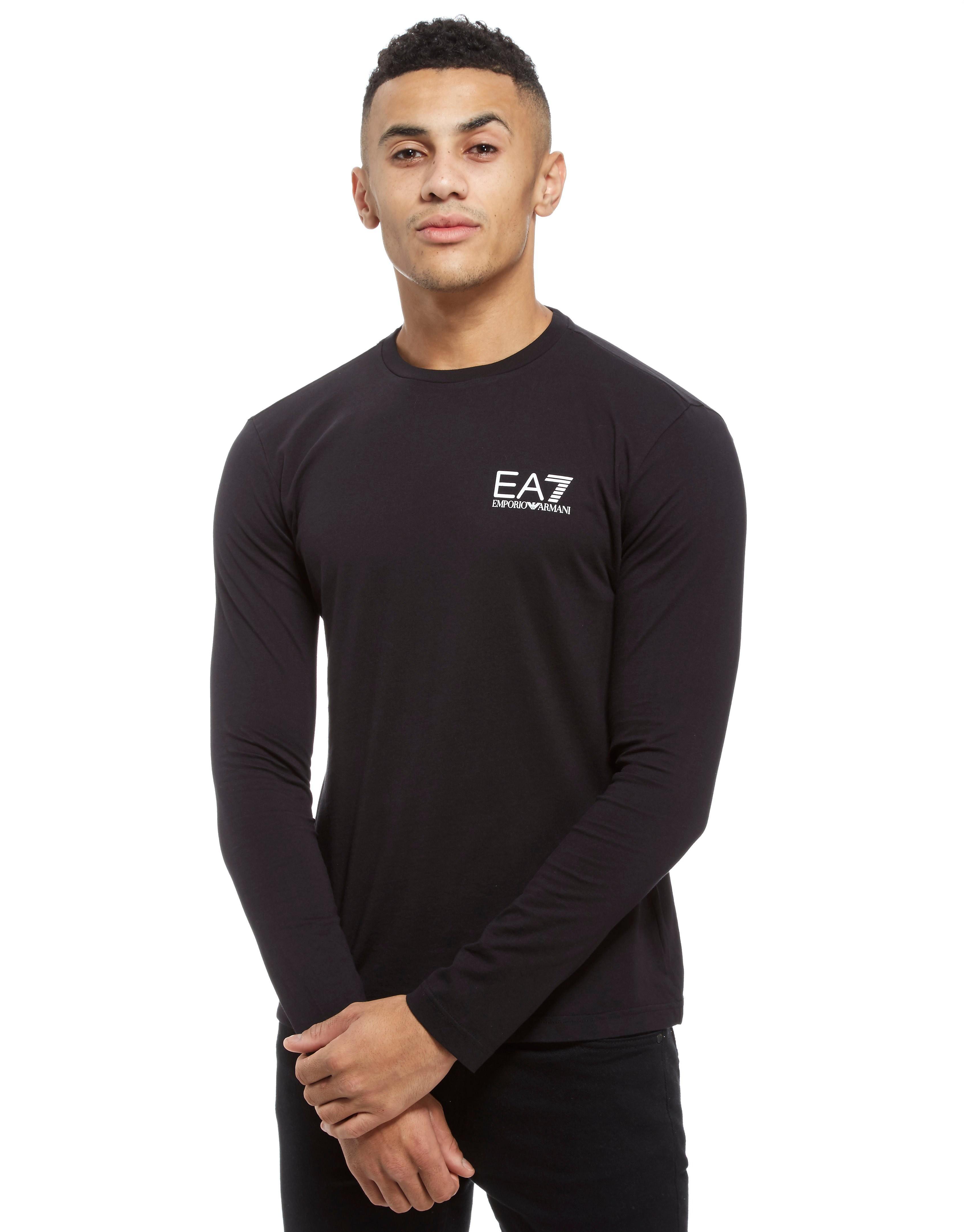 Emporio Armani EA7 Core T-shirt Manica Lunga