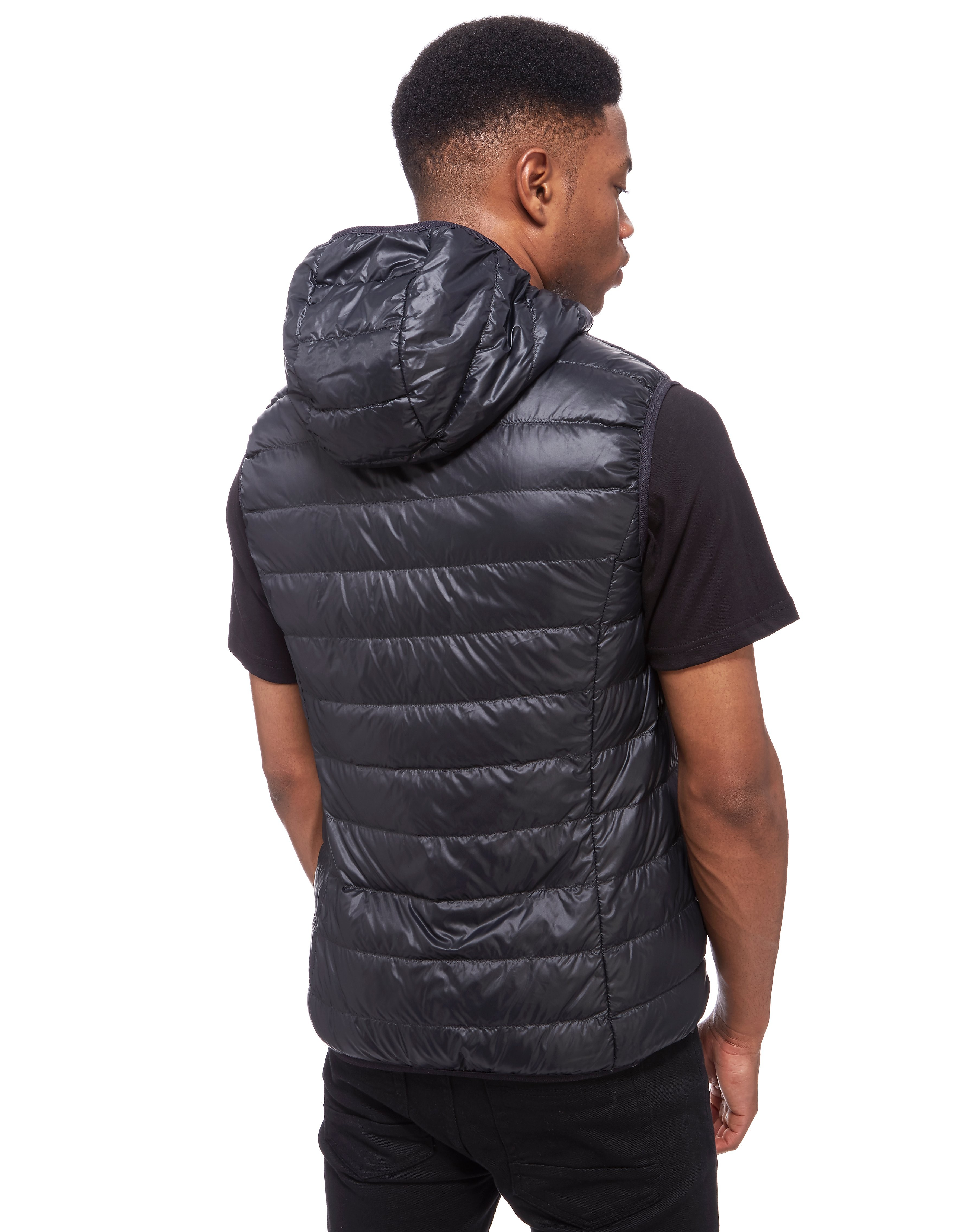 Emporio Armani EA7 Core Hooded Gilet