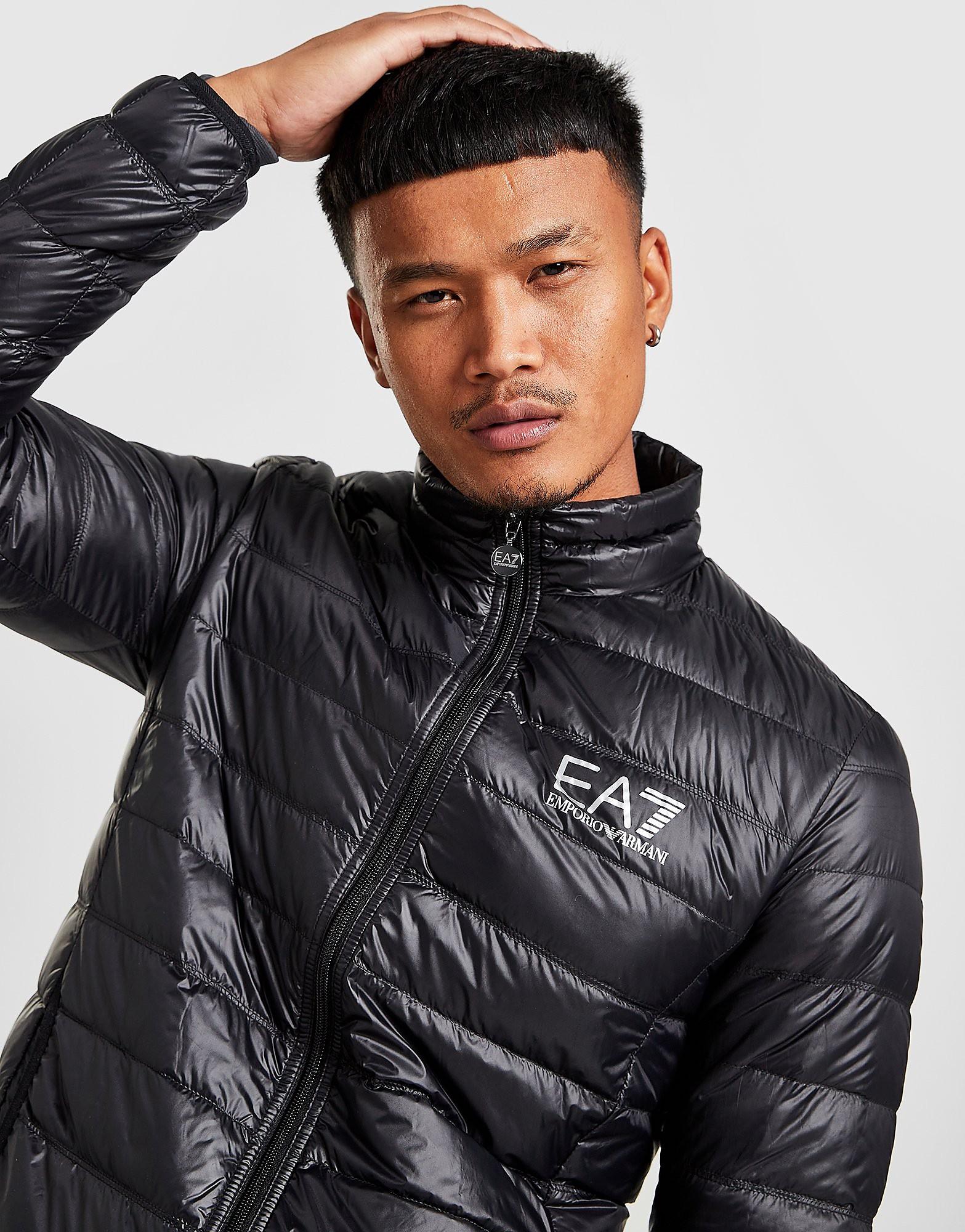 Emporio Armani EA7 chaqueta Core Bubble