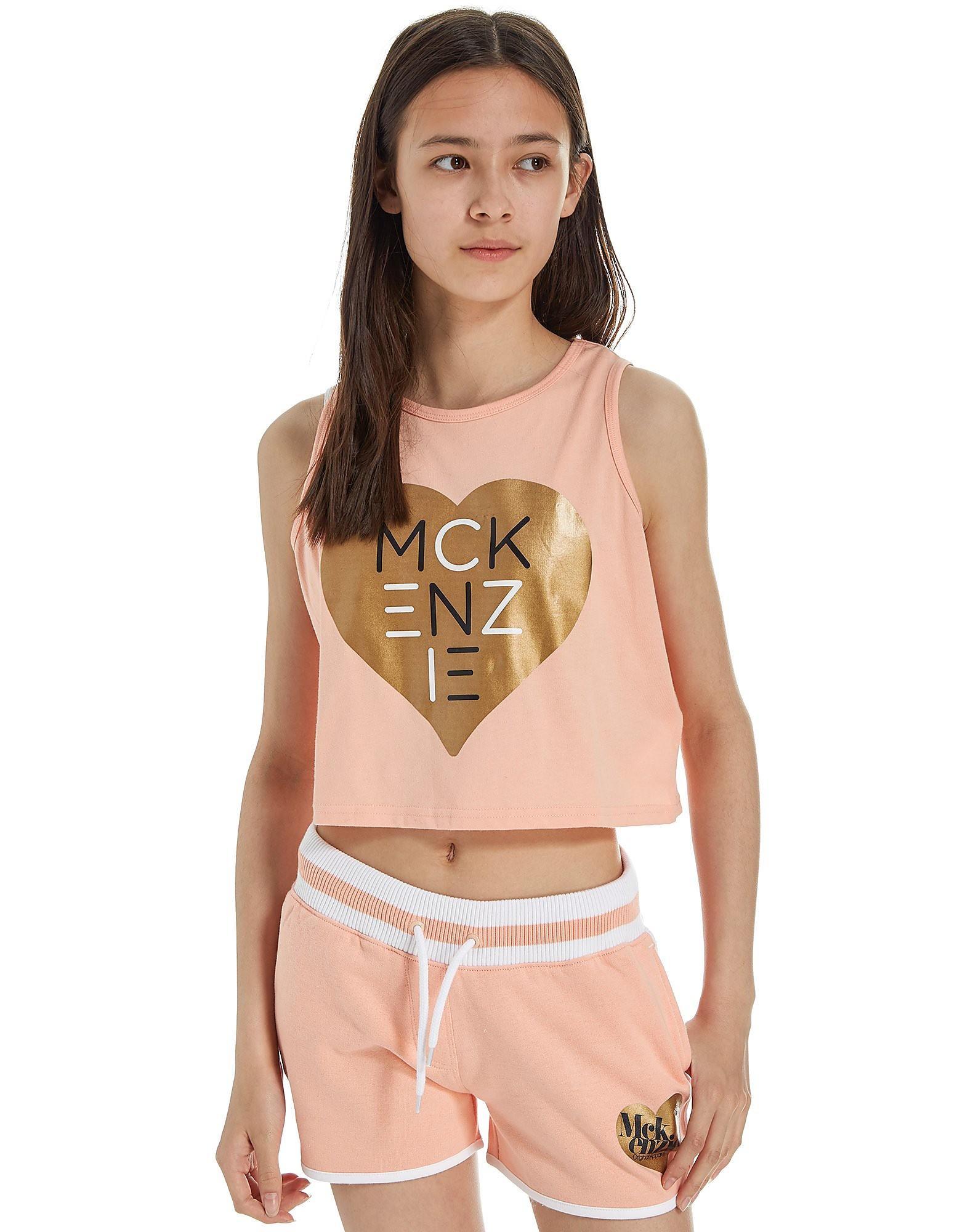 McKenzie Girls' Pippa Crop T-Shirt Junior
