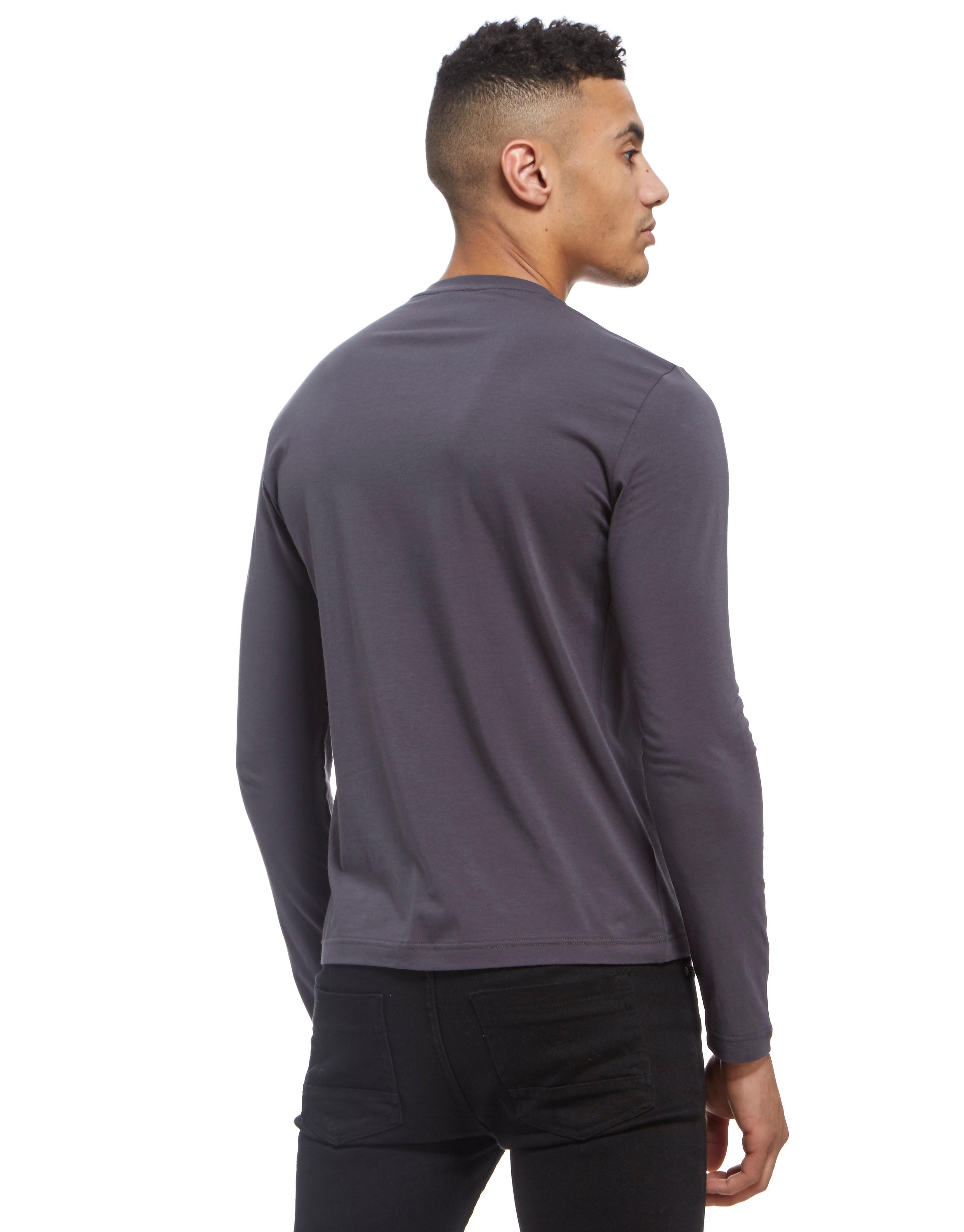 Emporio Armani EA7 7 Lines Long Sleeve T-Shirt