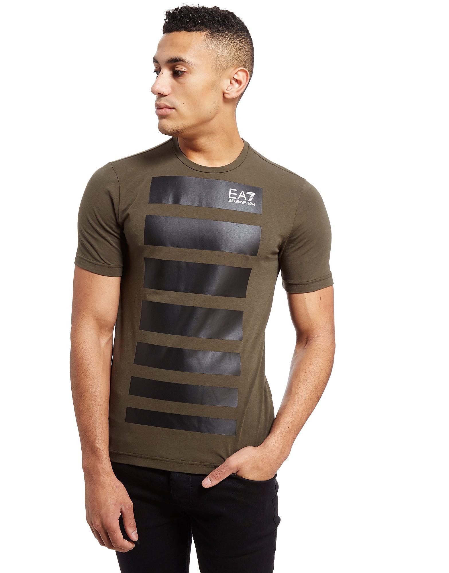 Emporio Armani EA7 7 Lines T-Shirt Homme