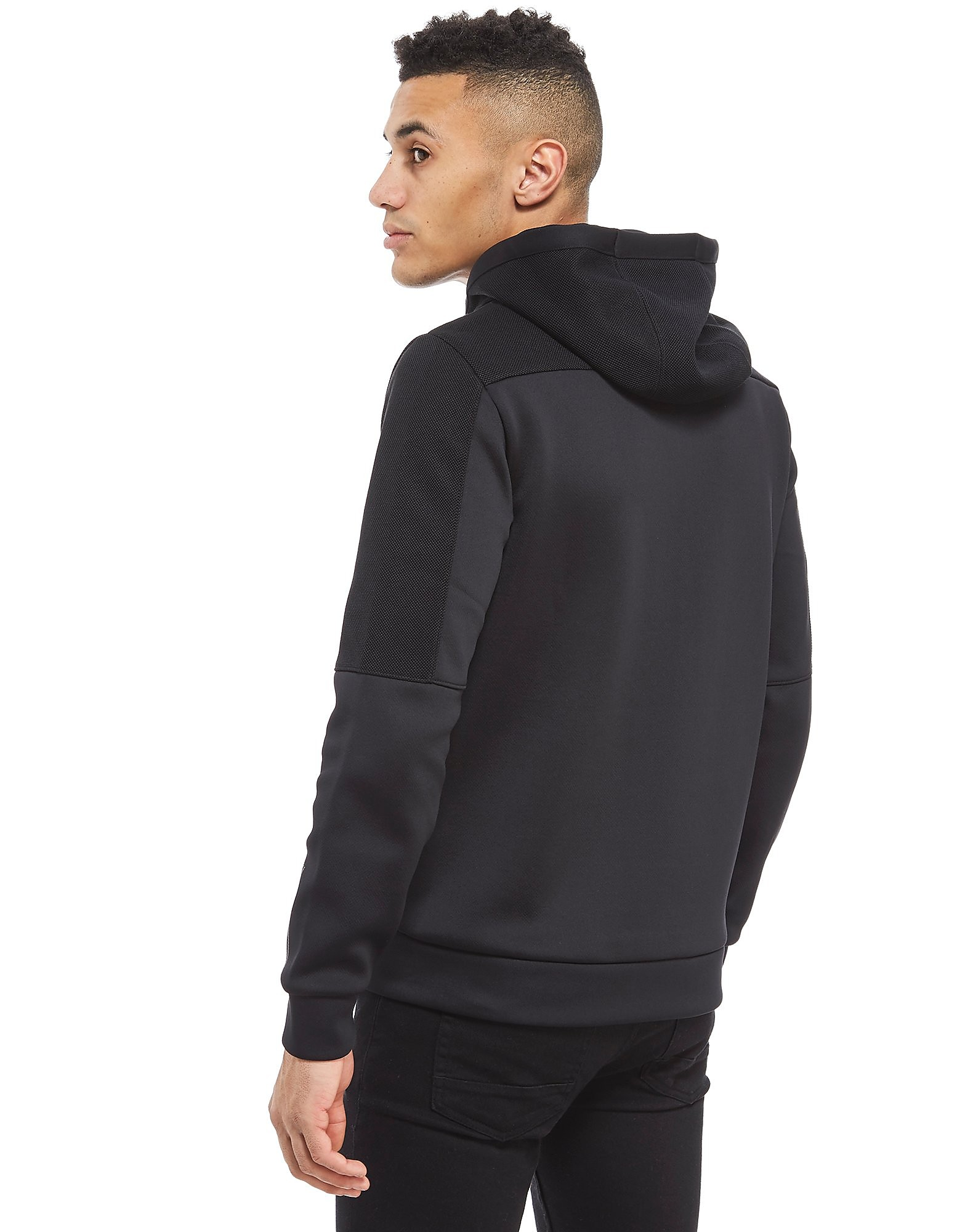 Emporio Armani EA7 Evolution+ Zip Through Hoodie