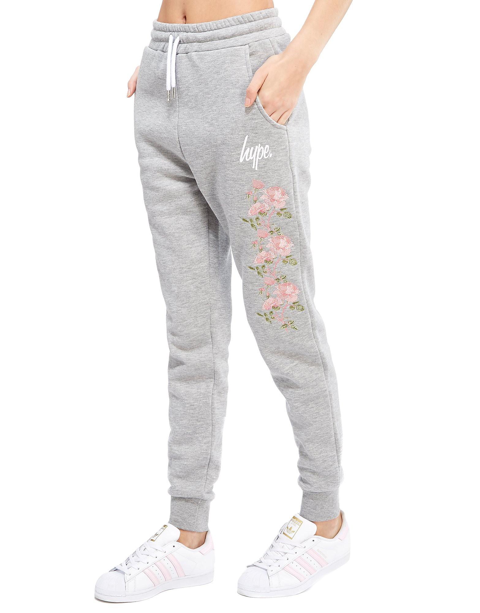 Hype Floral Fleece Pants