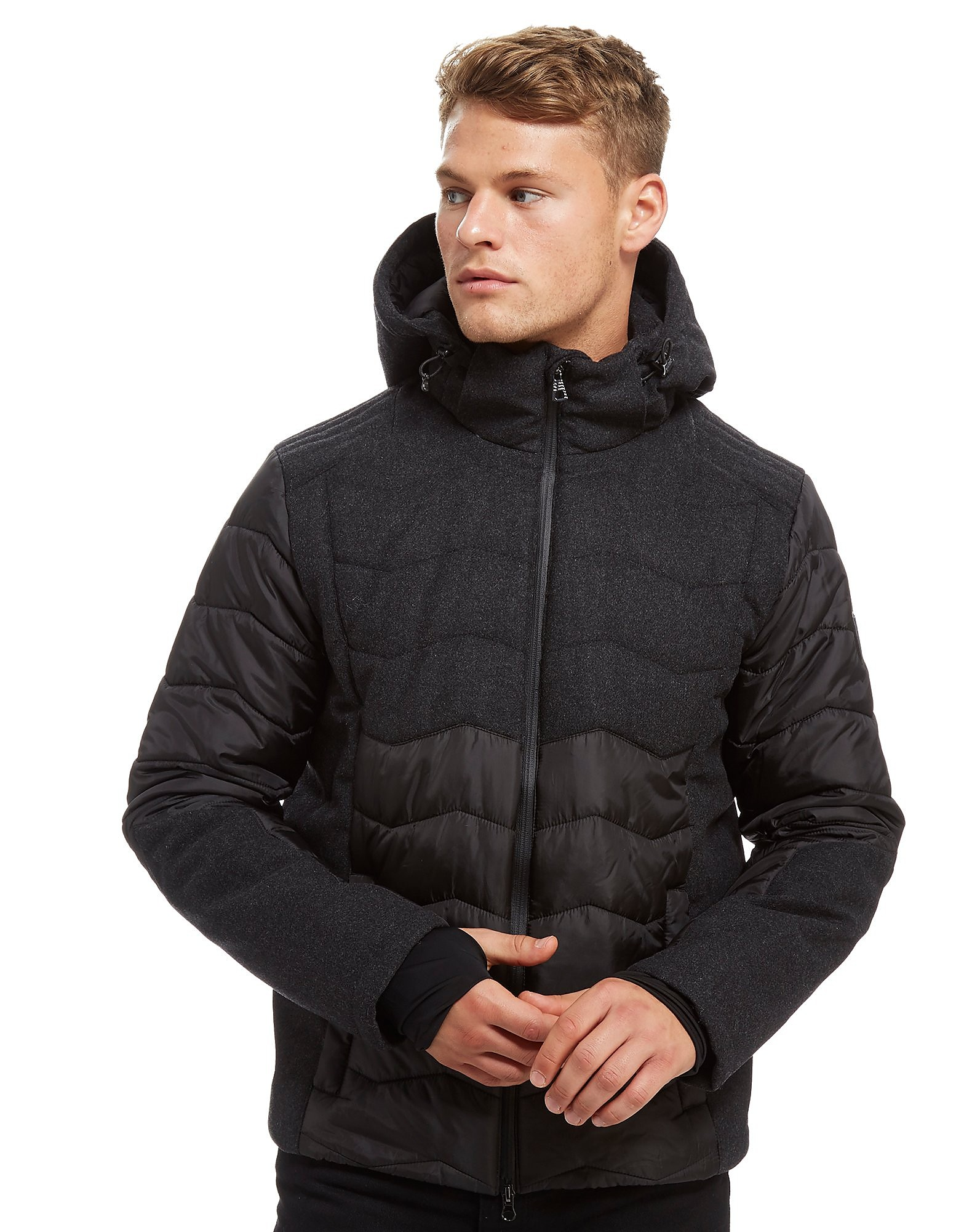 Emporio Armani EA7 Mountain Tech Jacket Heren