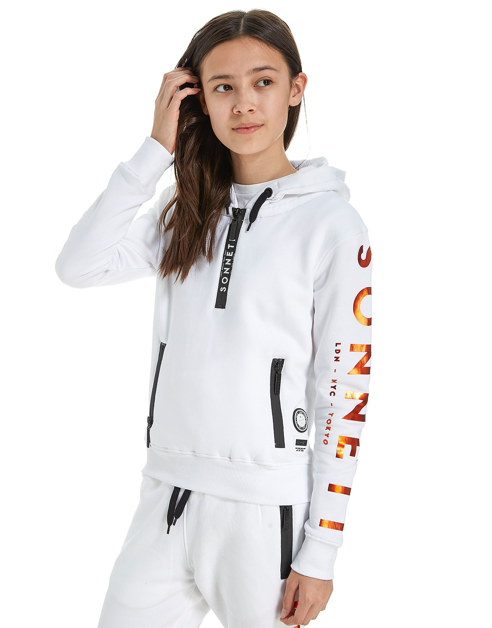 Sonneti Girls' Sporta Hoody Junior
