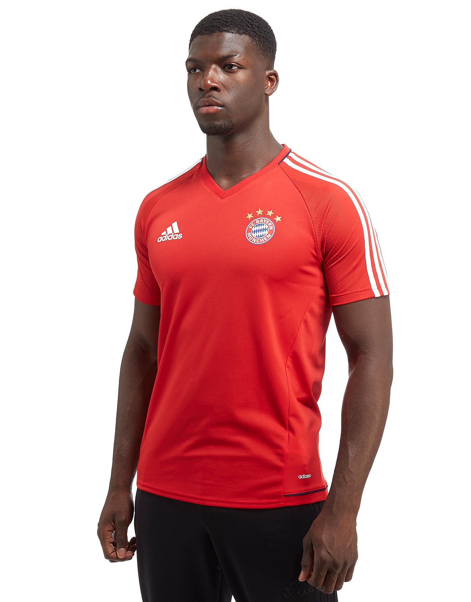 adidas Bayern Munich 2017/18 Players Training Shirt Heren