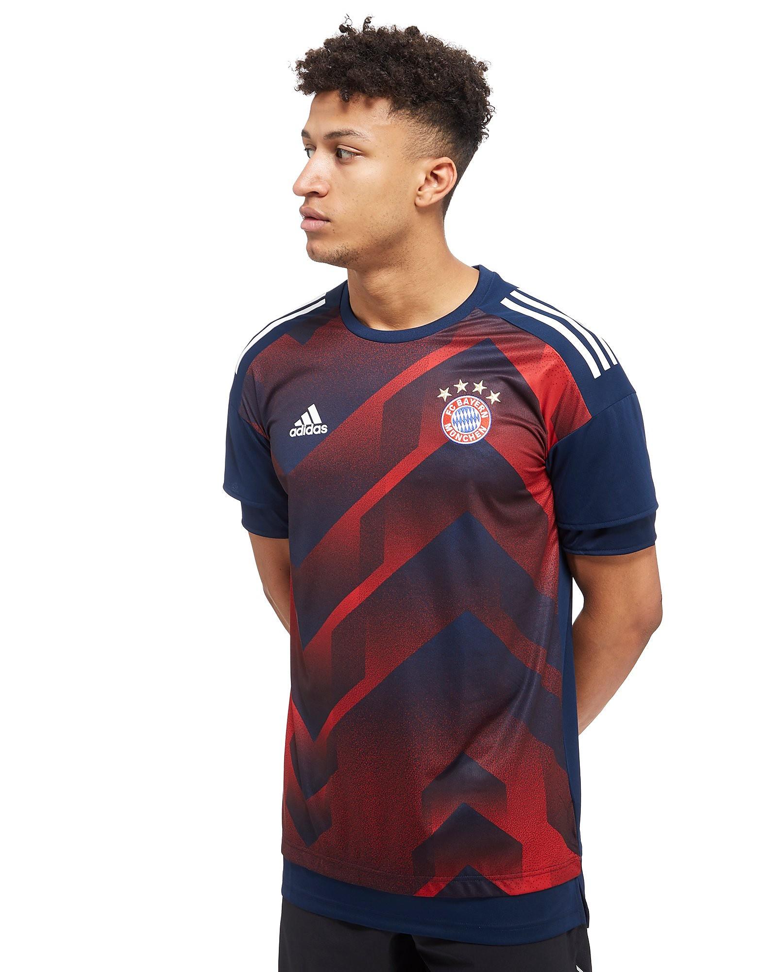adidas Maillot  Pre Match FC Bayern Munich 2017 Homme