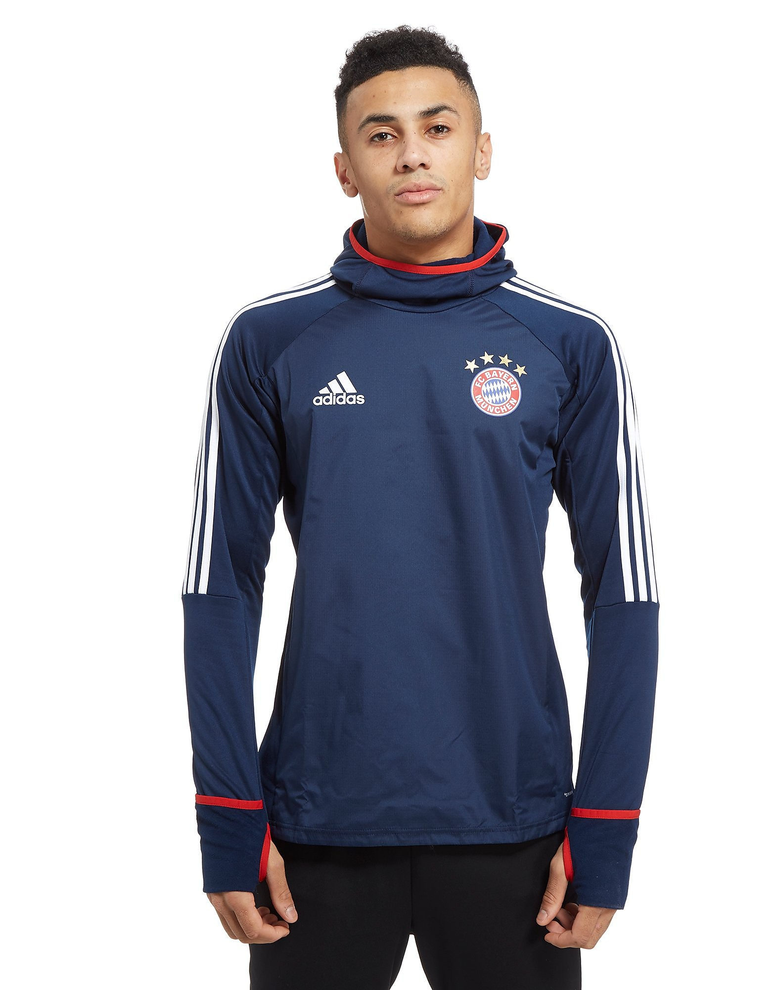 adidas Bayern Munich Training Hoodie Heren