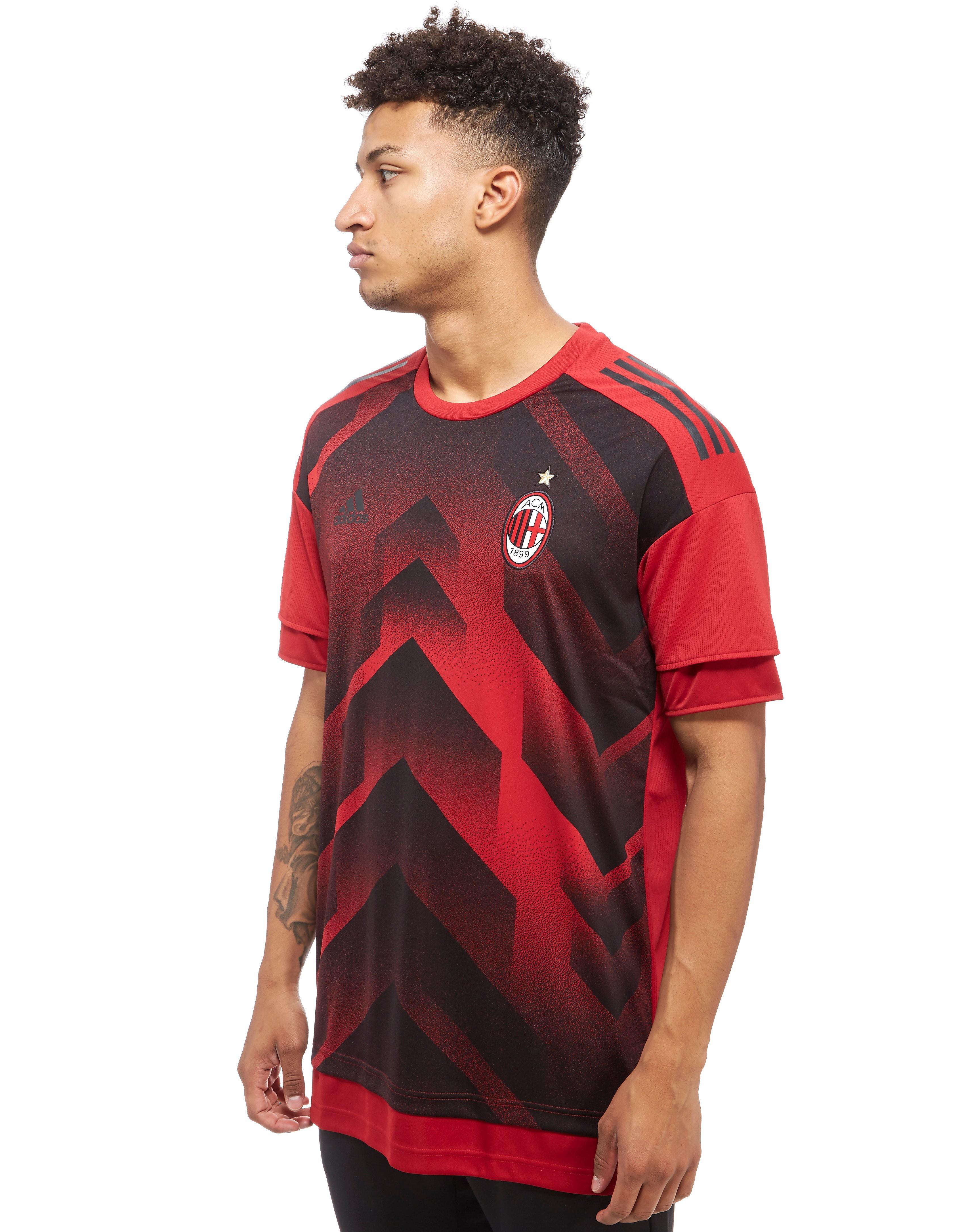 adidas AC Milan 2017/18 Pre-Match Shirt