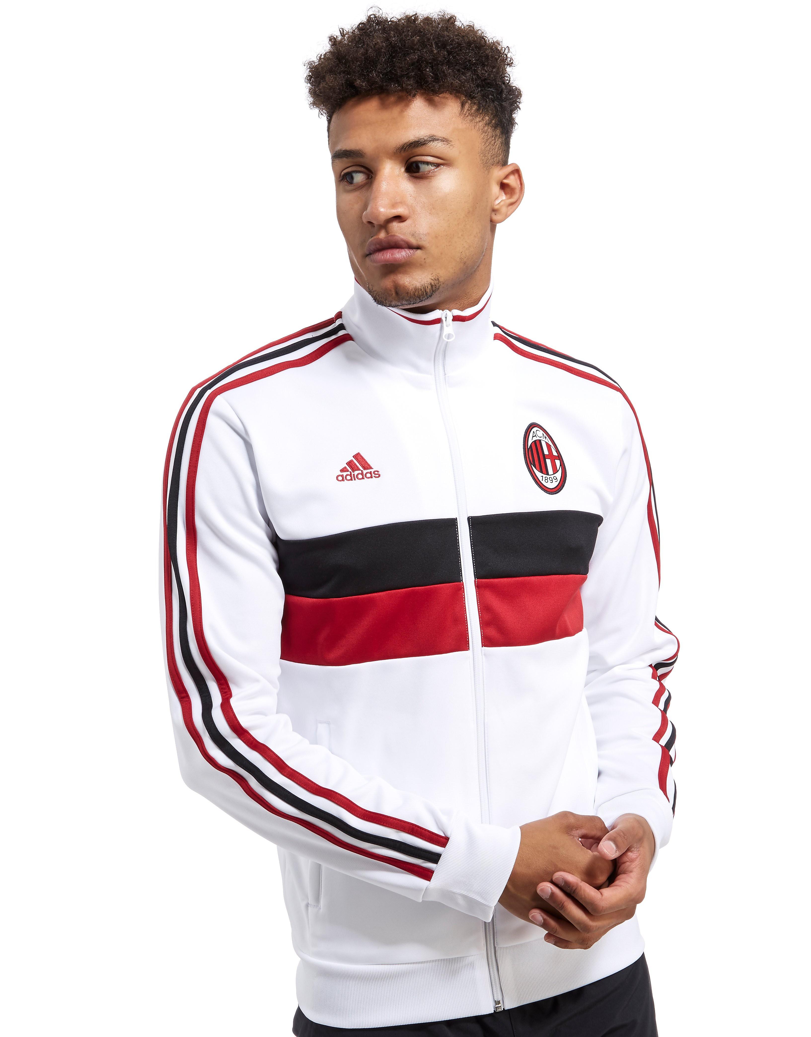 adidas Haut Milan AC 3 Stripe Track Homme