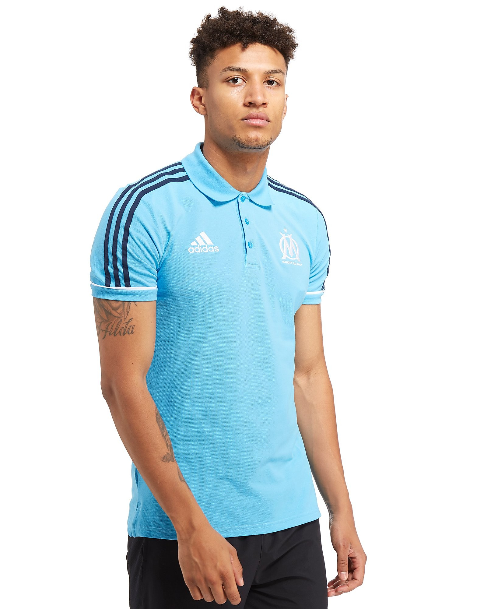 adidas polo Olympique de Marsella 2017