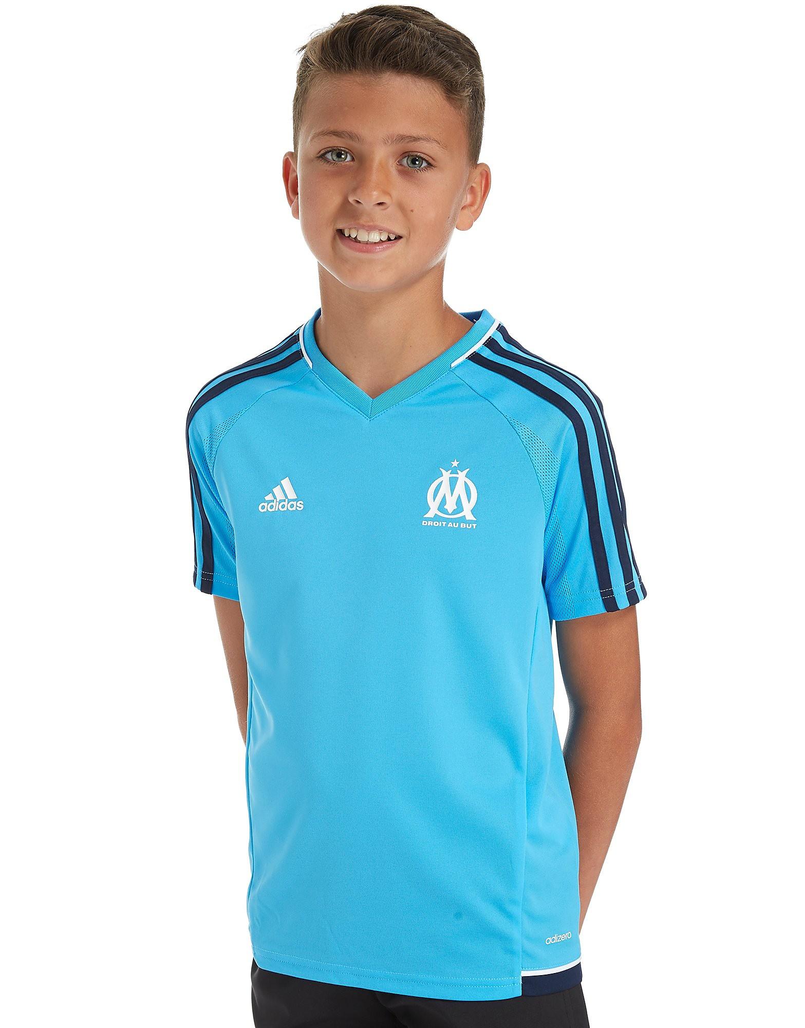 adidas Olympique Marseille Training Shirt Junior