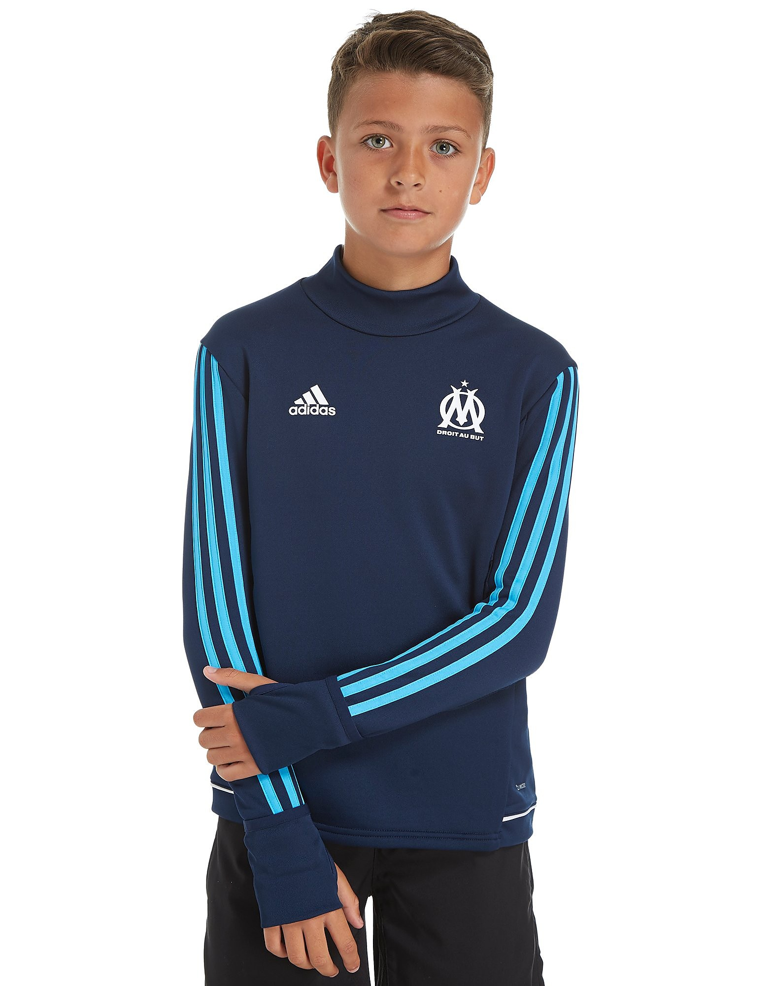 adidas Olympique Marseille Training Top Junior